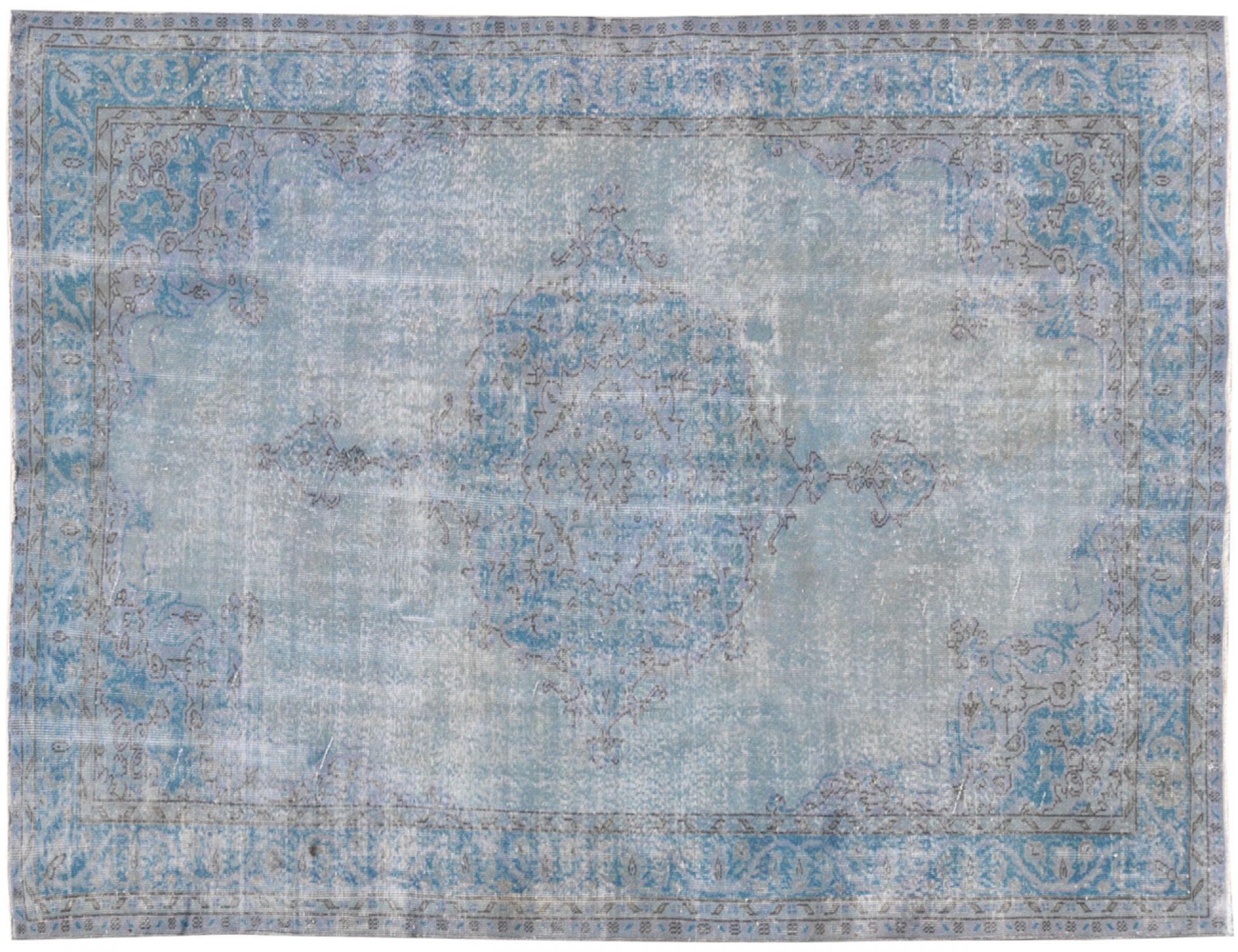 Vintage Tapis  bleu <br/>300 x 202 cm