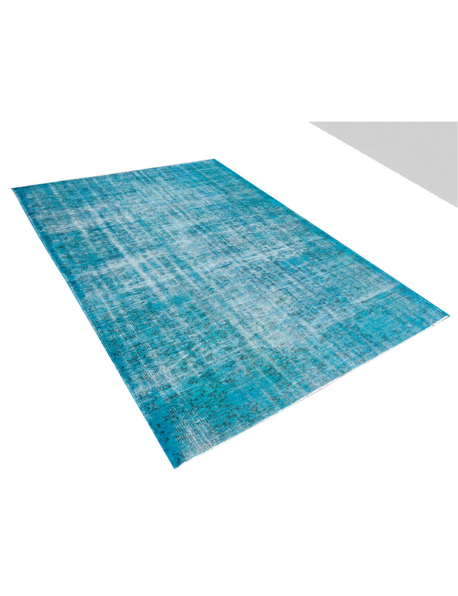 Vintage Teppich  blau <br/>235 x 162 cm