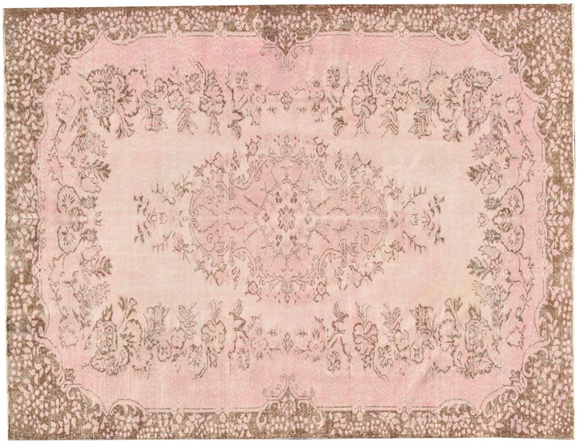 Vintage Tapis  rose <br/>300 x 188 cm