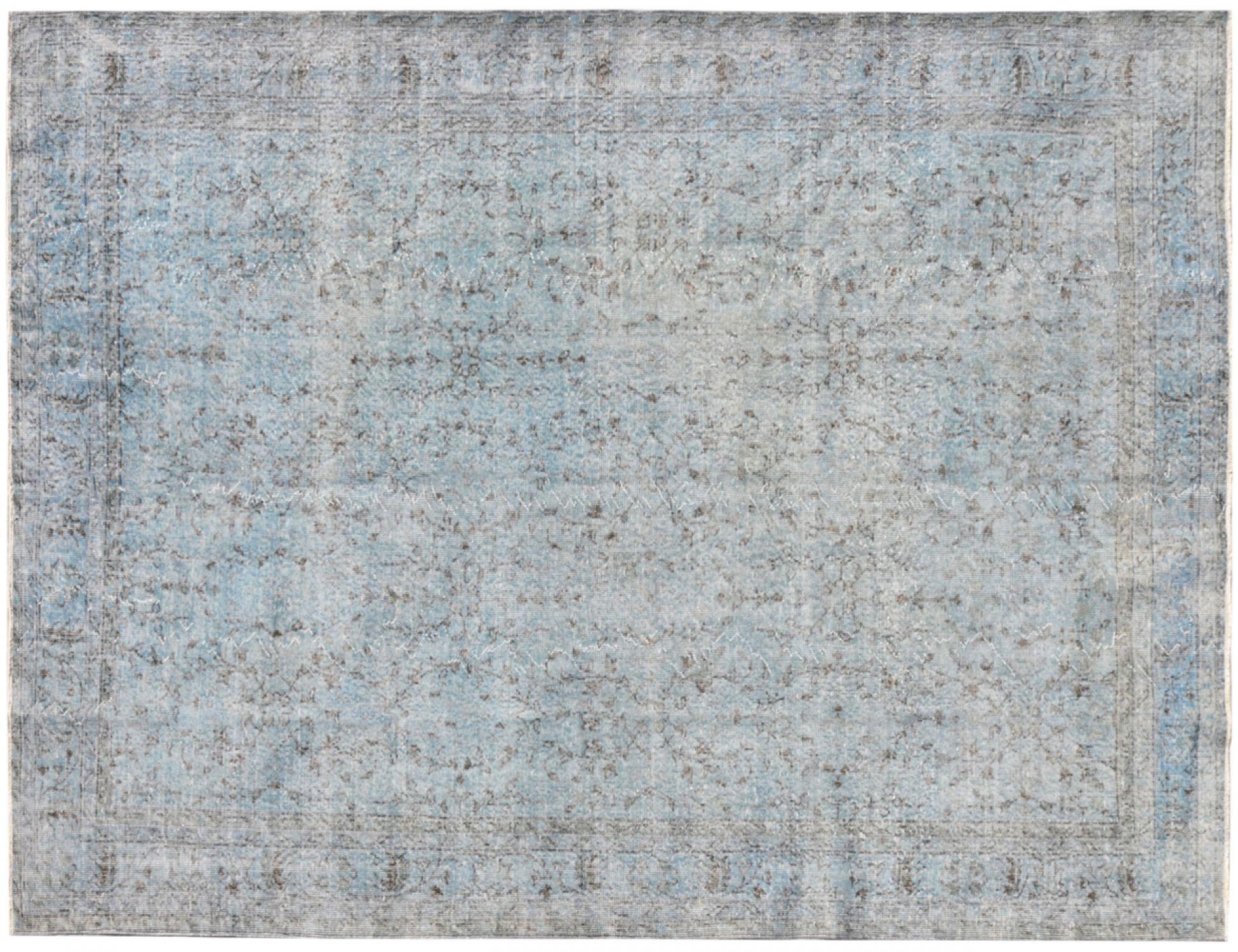 Vintage Tapis  bleu <br/>297 x 200 cm