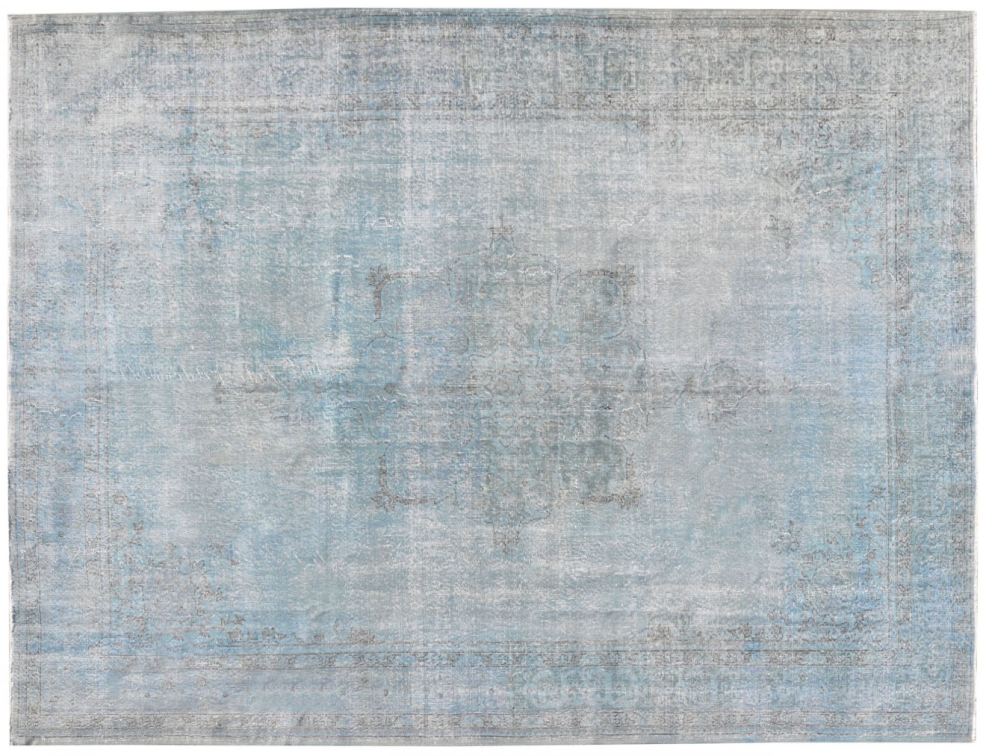 Vintage Carpet  blue <br/>344 x 253 cm