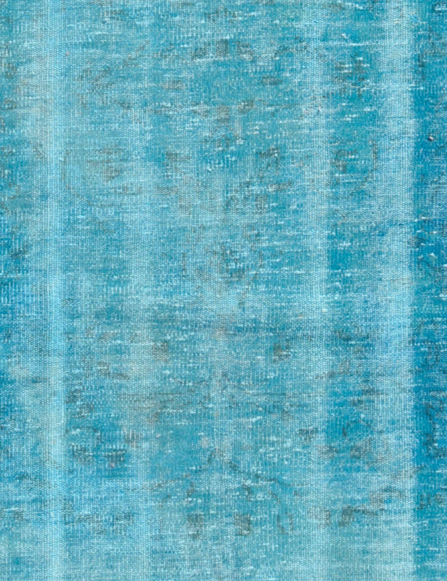 Vintage Teppich  blau <br/>283 x 180 cm