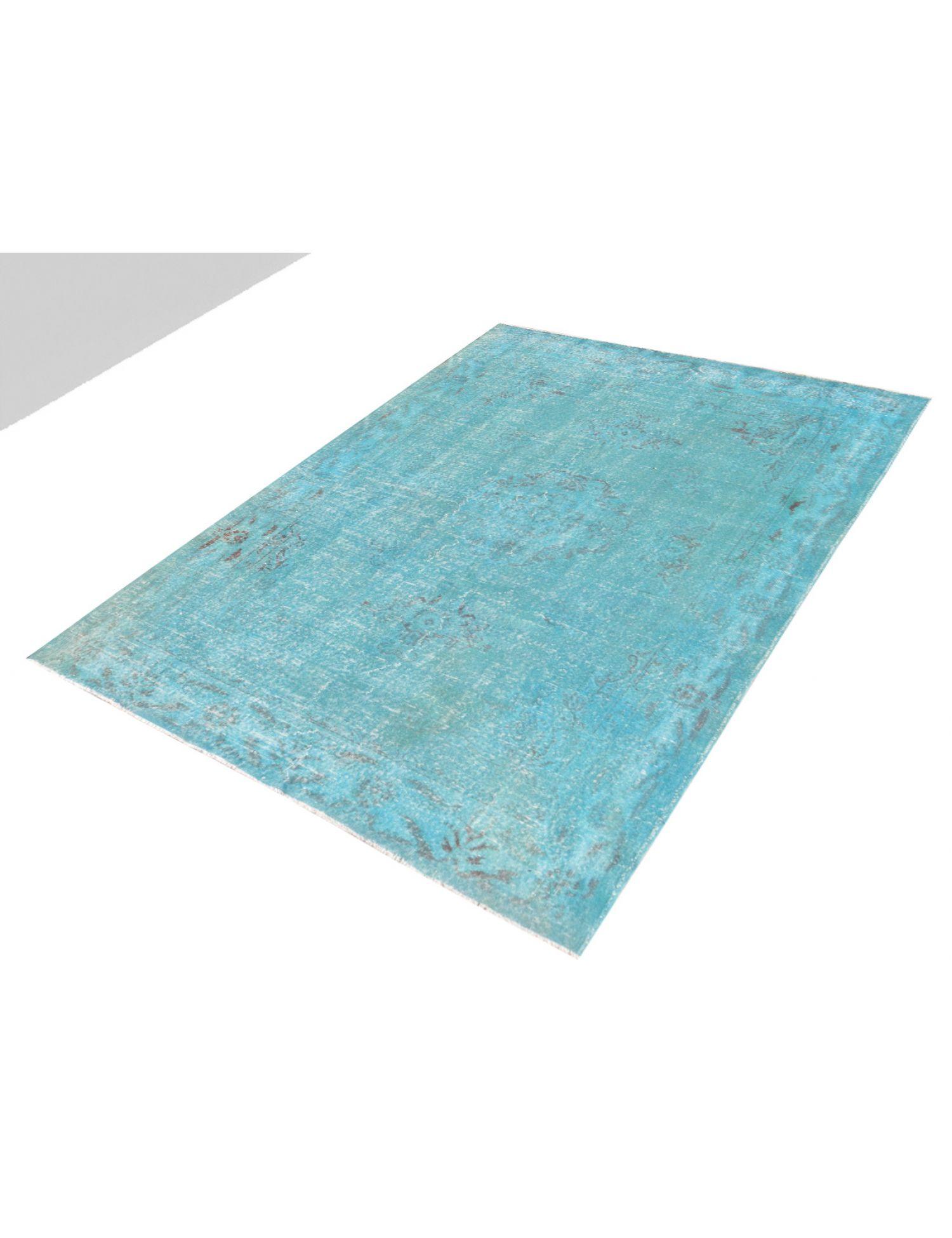 Vintage Teppich  blau <br/>270 x 177 cm