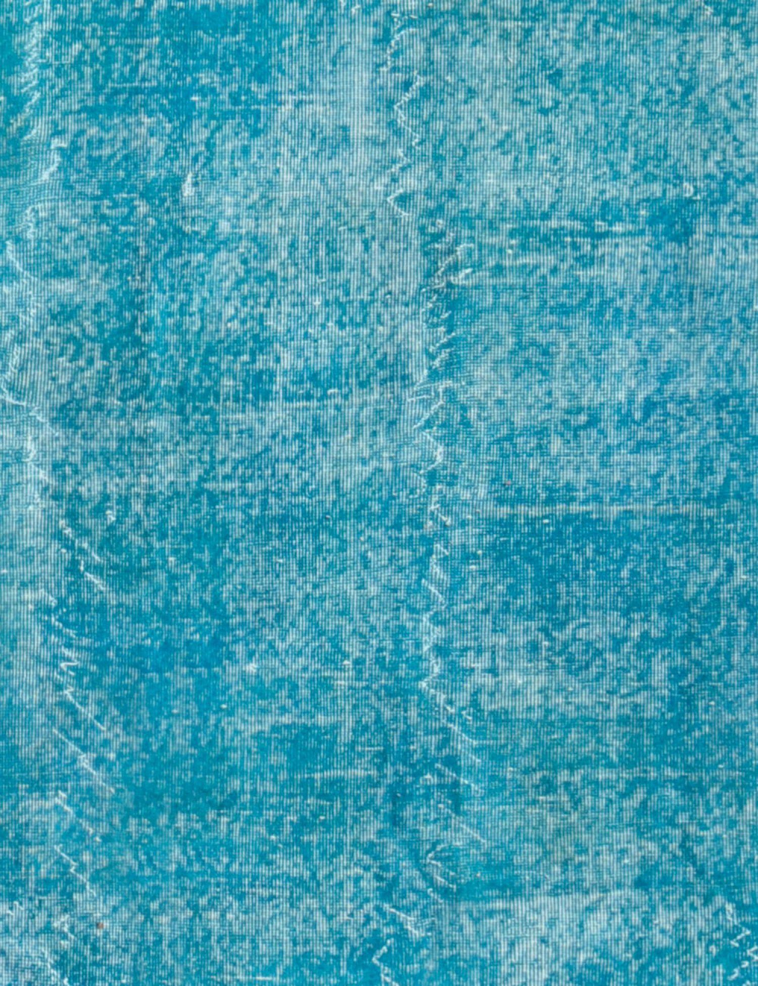 Vintage Teppich  blau <br/>320 x 205 cm