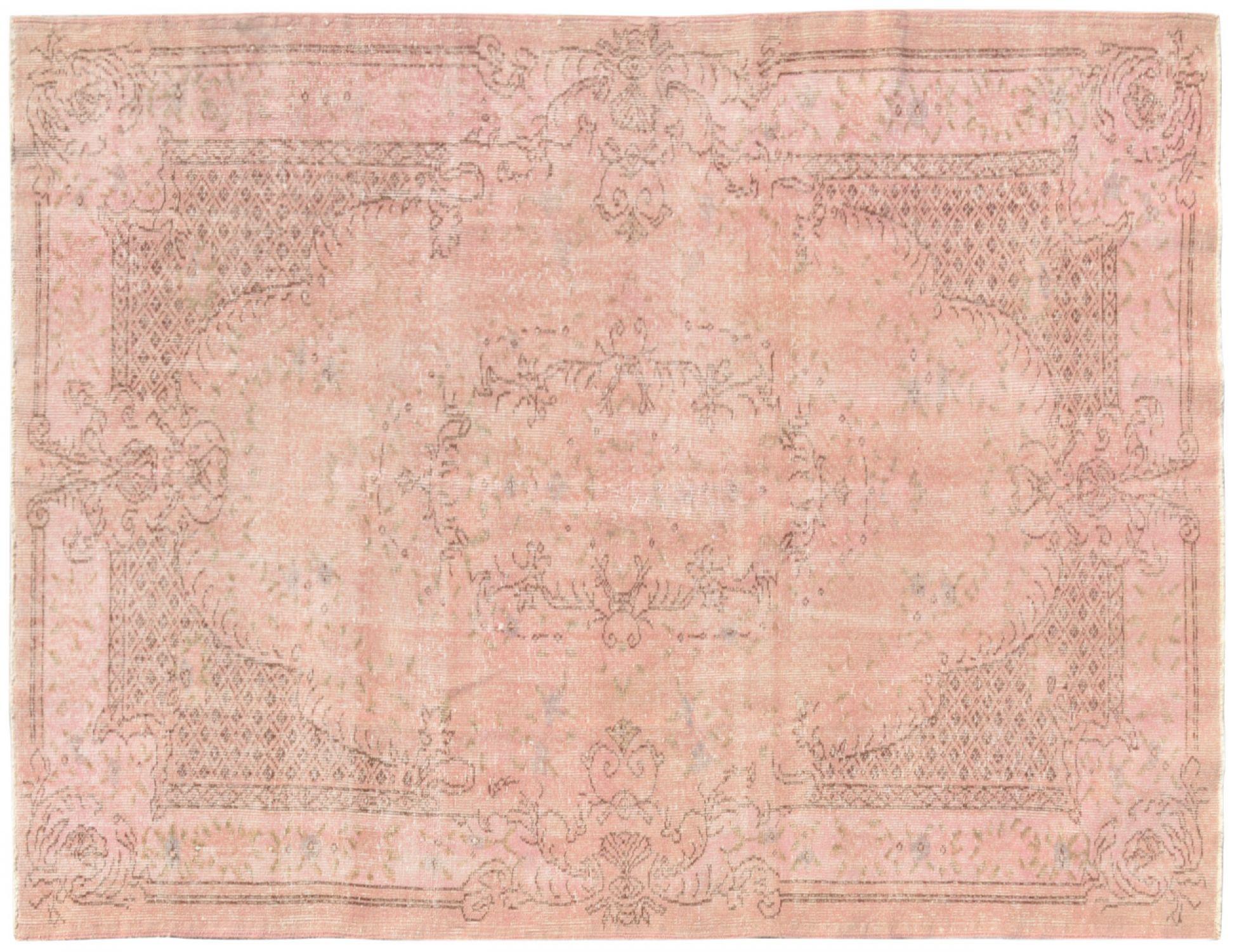 Vintage Teppich  lila <br/>254 x 153 cm