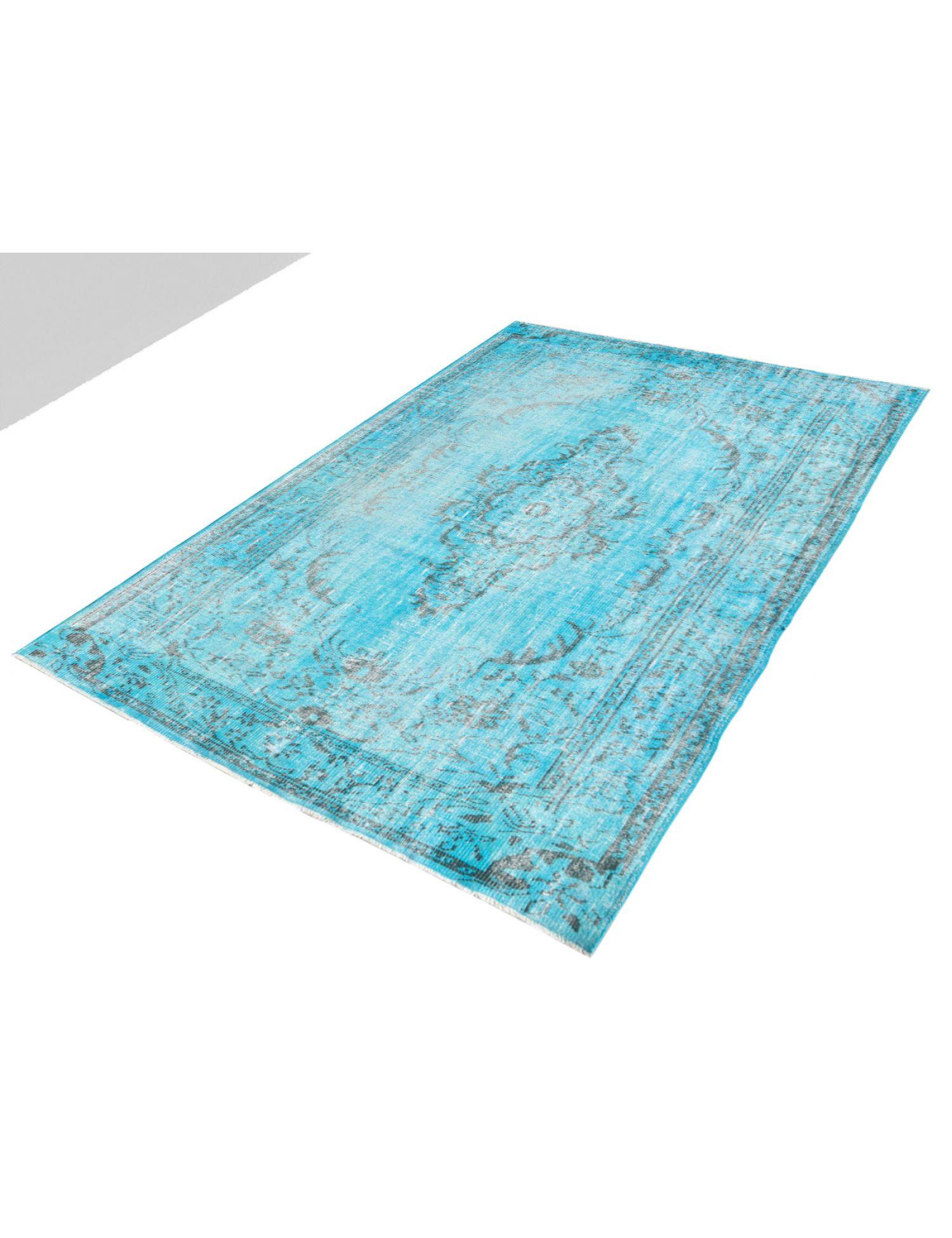 Tappeto Vintage  blu <br/>292 x 183 cm