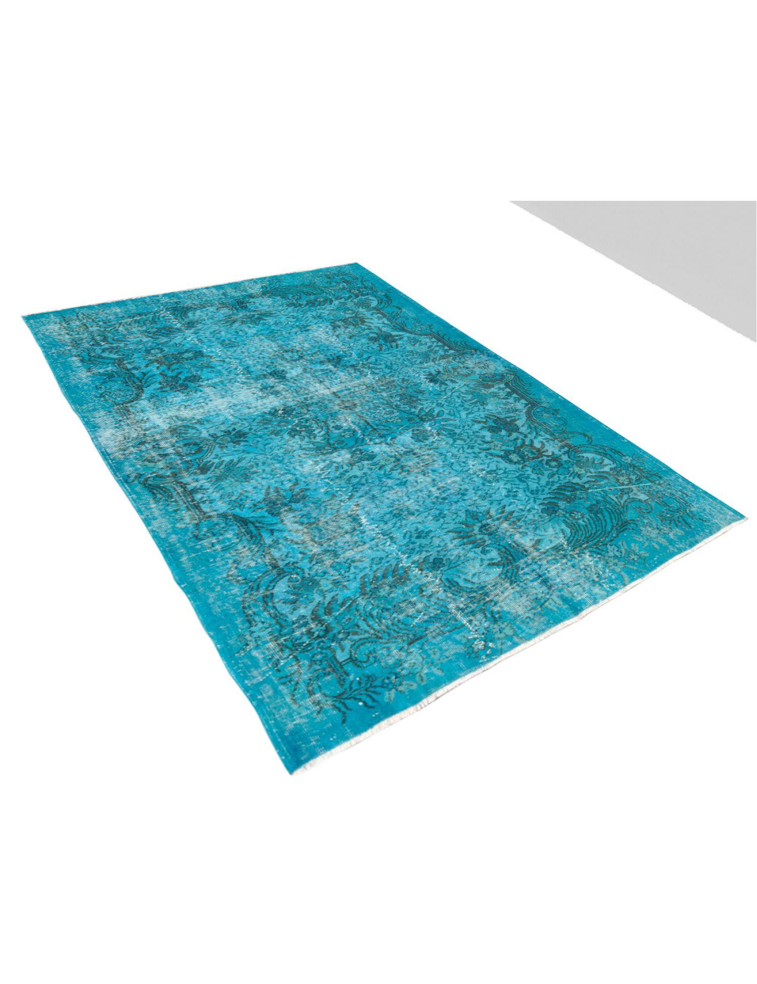Vintage Teppich  blau <br/>250 x 165 cm