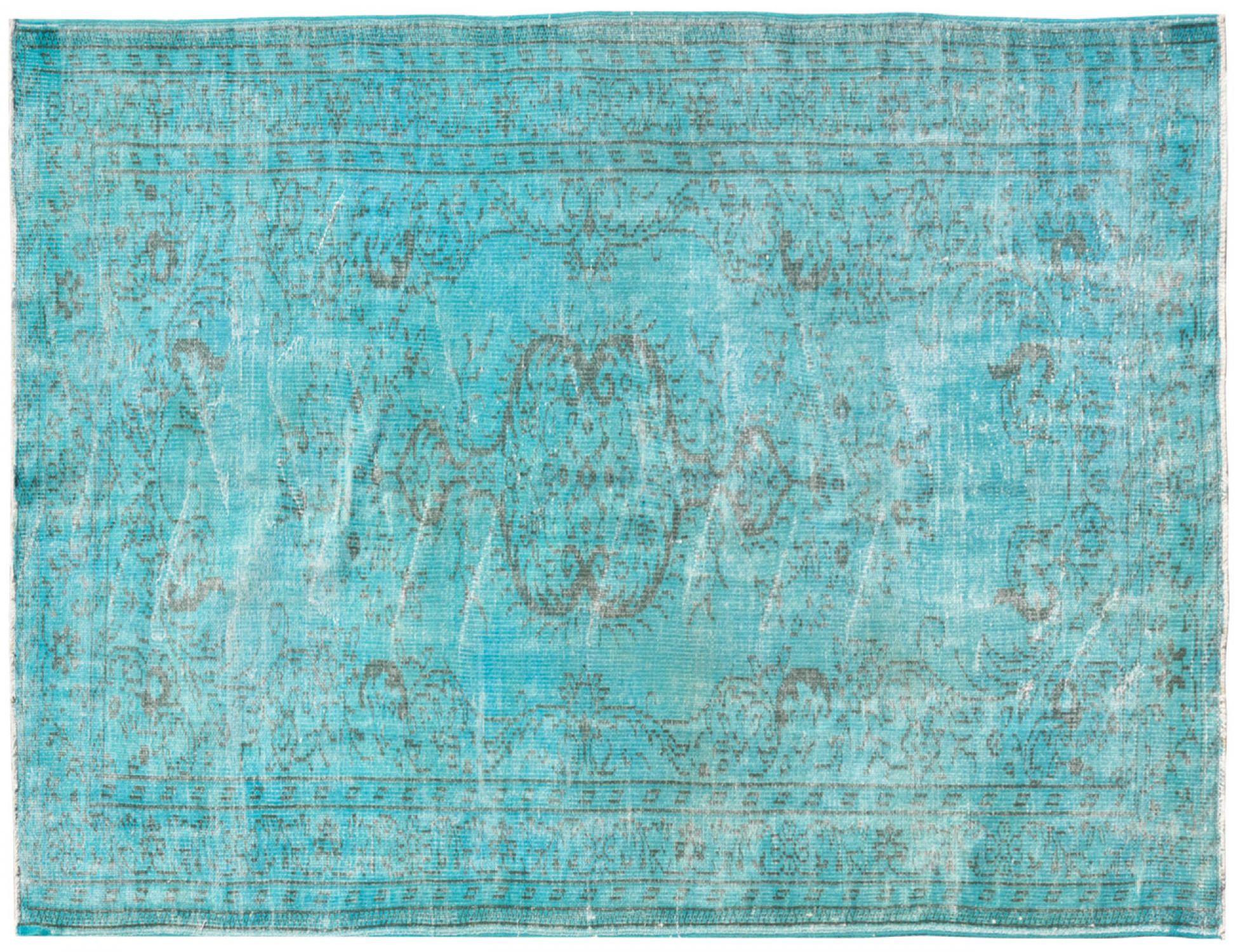 Vintage Teppich  blau <br/>293 x 151 cm