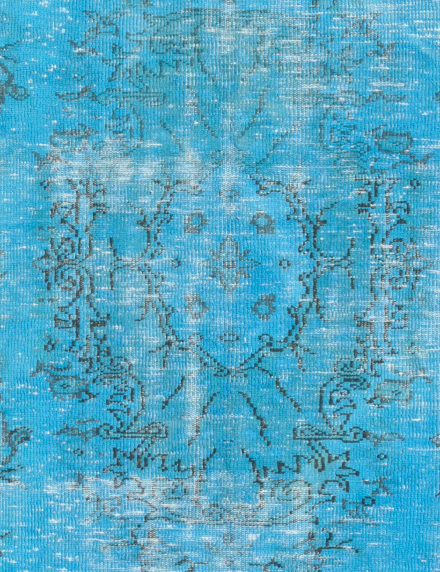 Tappeto Vintage  blu <br/>278 x 178 cm
