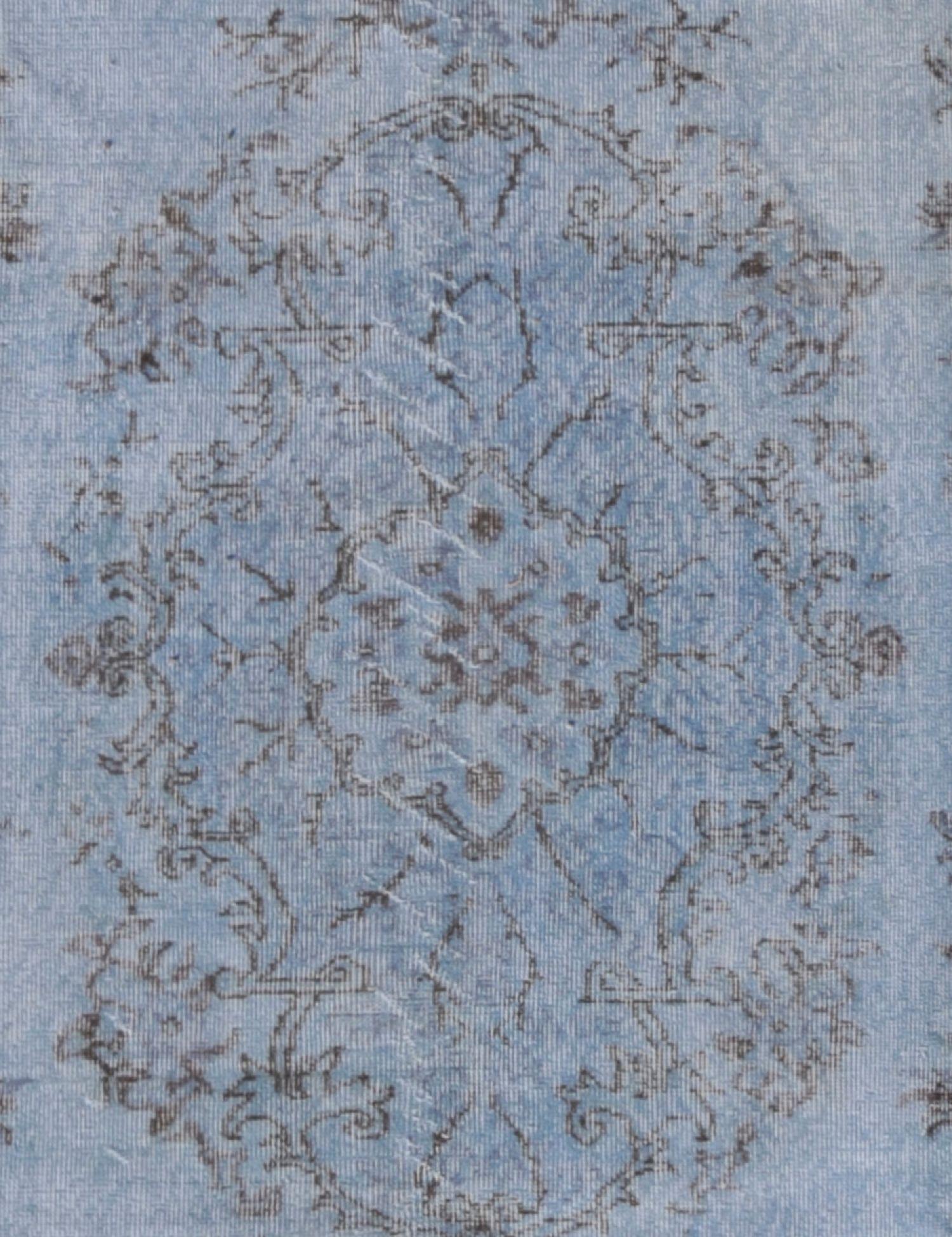 Tappeto Vintage  blu <br/>310 x 192 cm