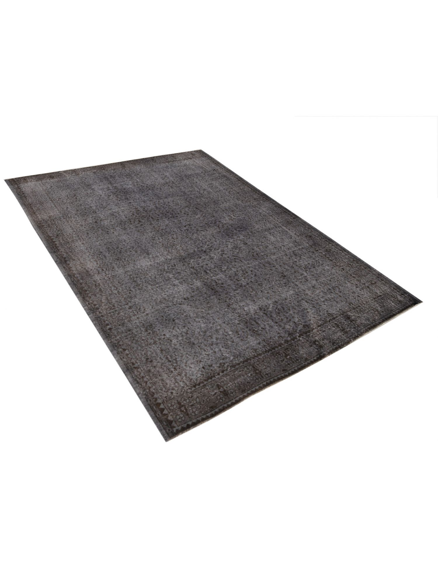 Tappeto Vintage  grigio <br/>313 x 204 cm
