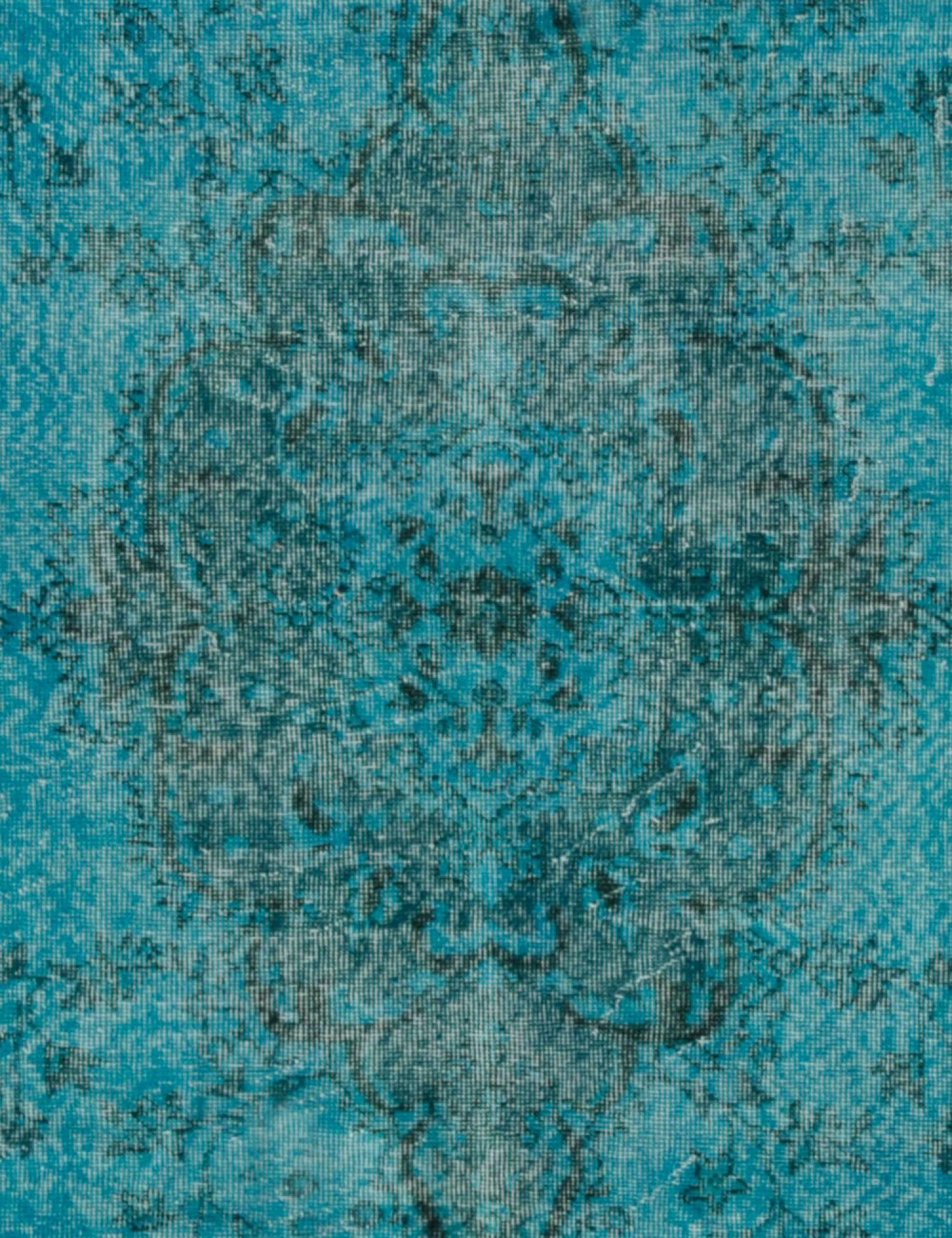 Tappeto Vintage  blu <br/>252 x 174 cm