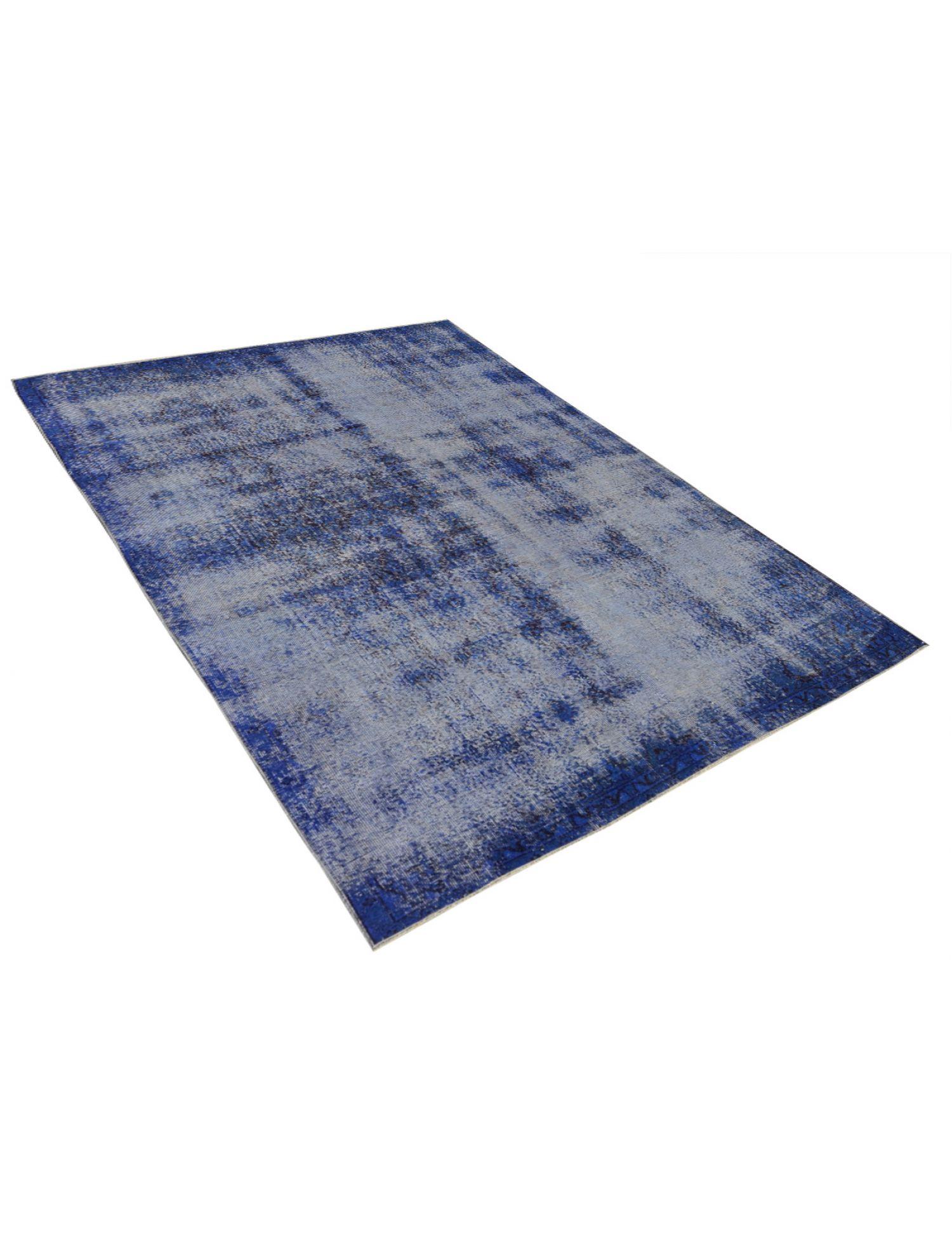 Tappeto Vintage  blu <br/>270 x 168 cm