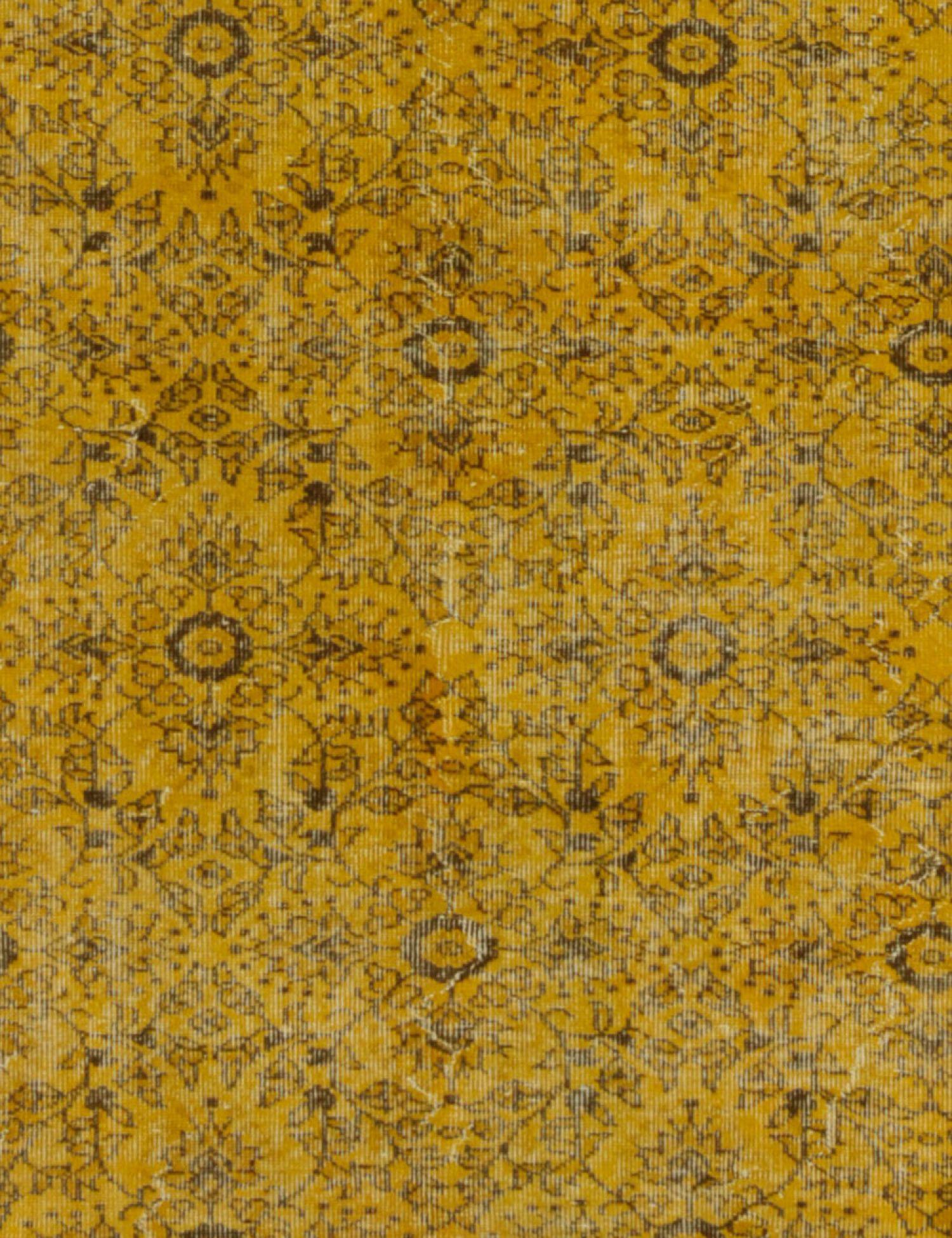 Tappeto Vintage  giallo <br/>320 x 202 cm