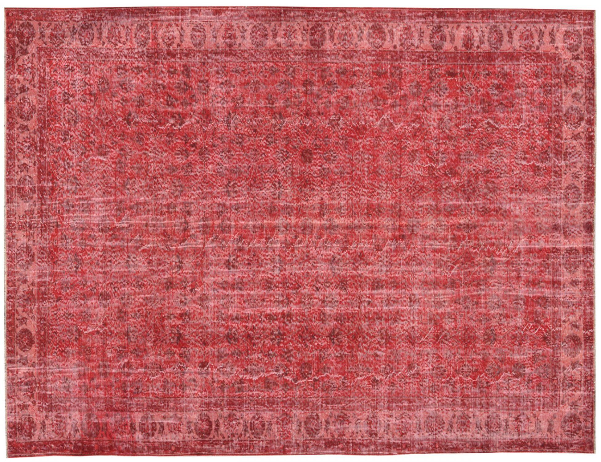 Vintage Tapis  rouge <br/>296 x 196 cm