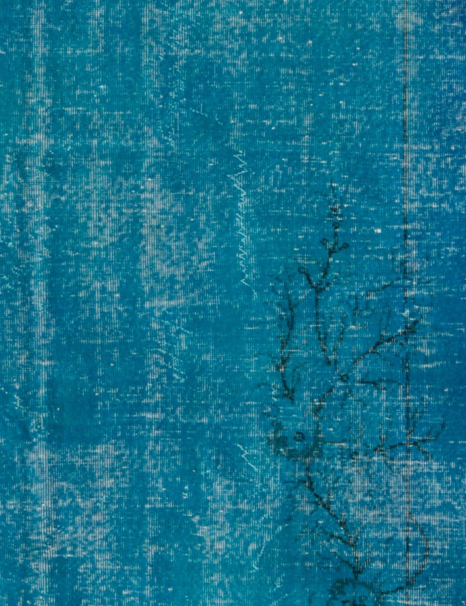 Tappeto Vintage  blu <br/>326 x 199 cm
