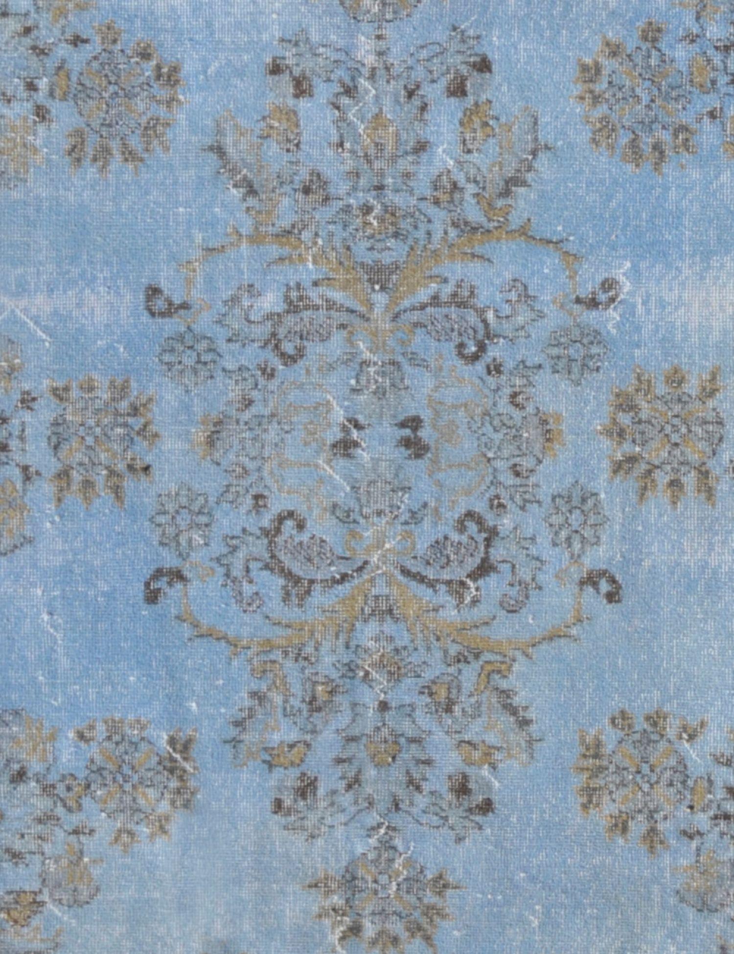 Tappeto Vintage  blu <br/>318 x 200 cm