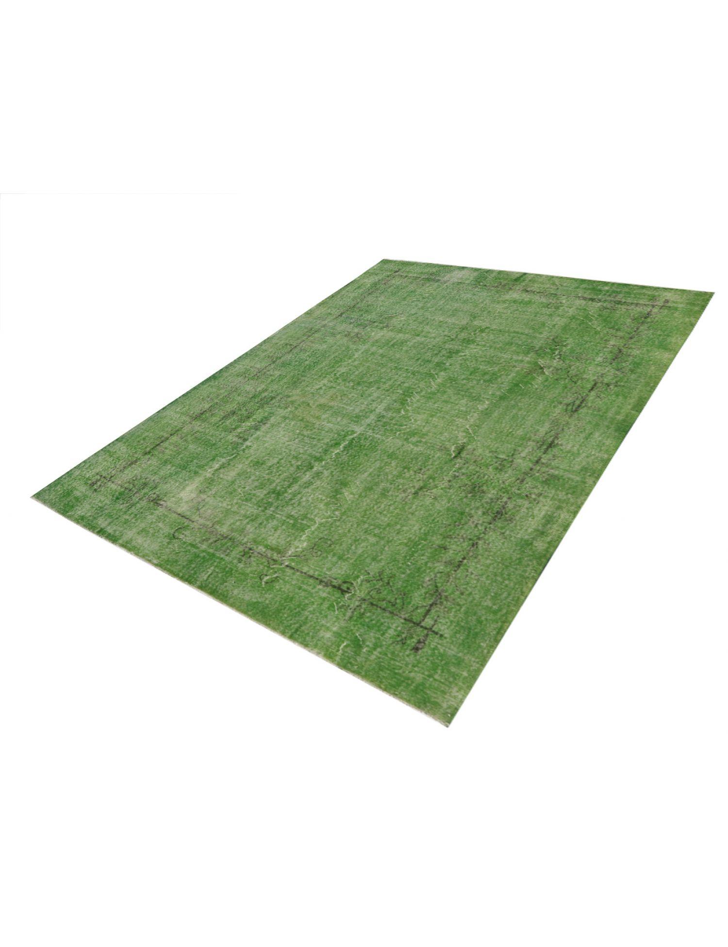 Tappeto Vintage  verde <br/>317 x 214 cm