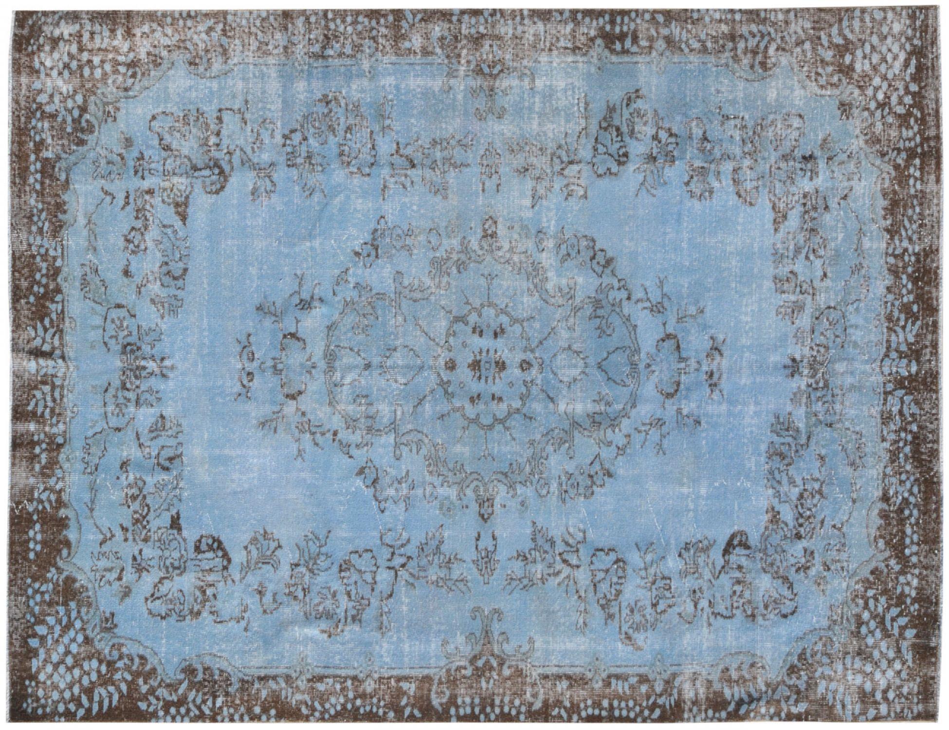 Vintage Teppich  blau <br/>300 x 202 cm