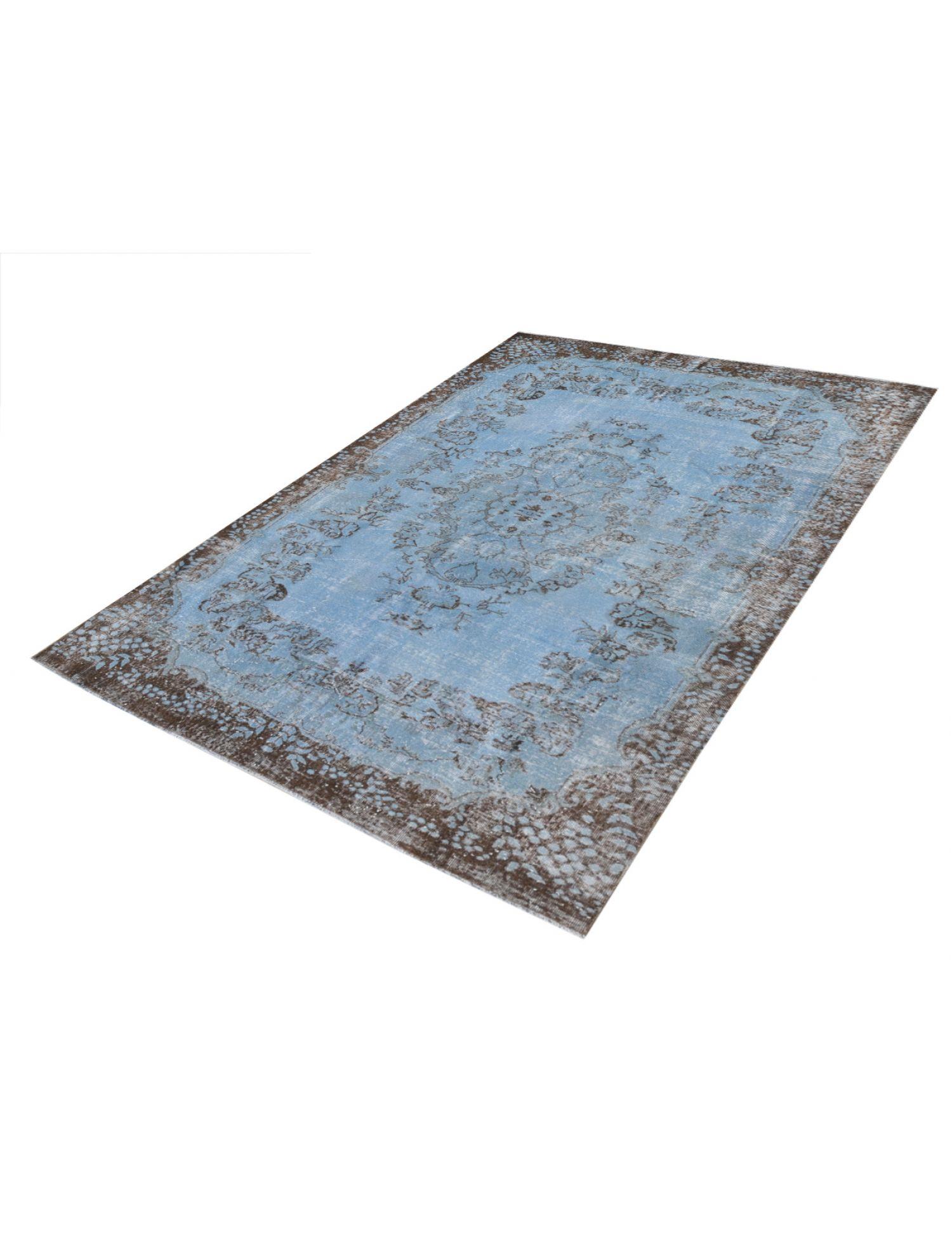 Tappeto Vintage  blu <br/>300 x 202 cm