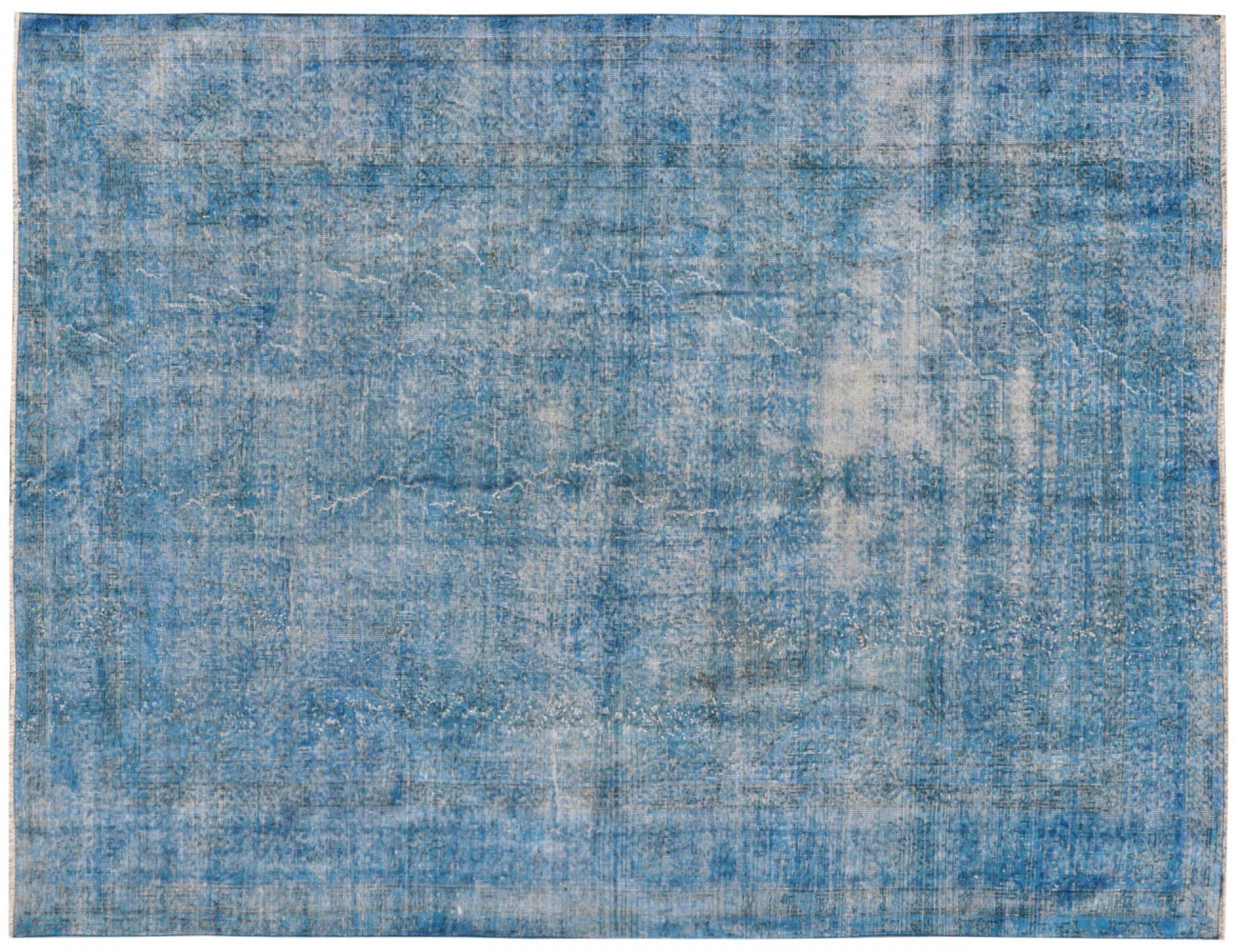 Tapis Vintage  bleu <br/>309 x 207 cm