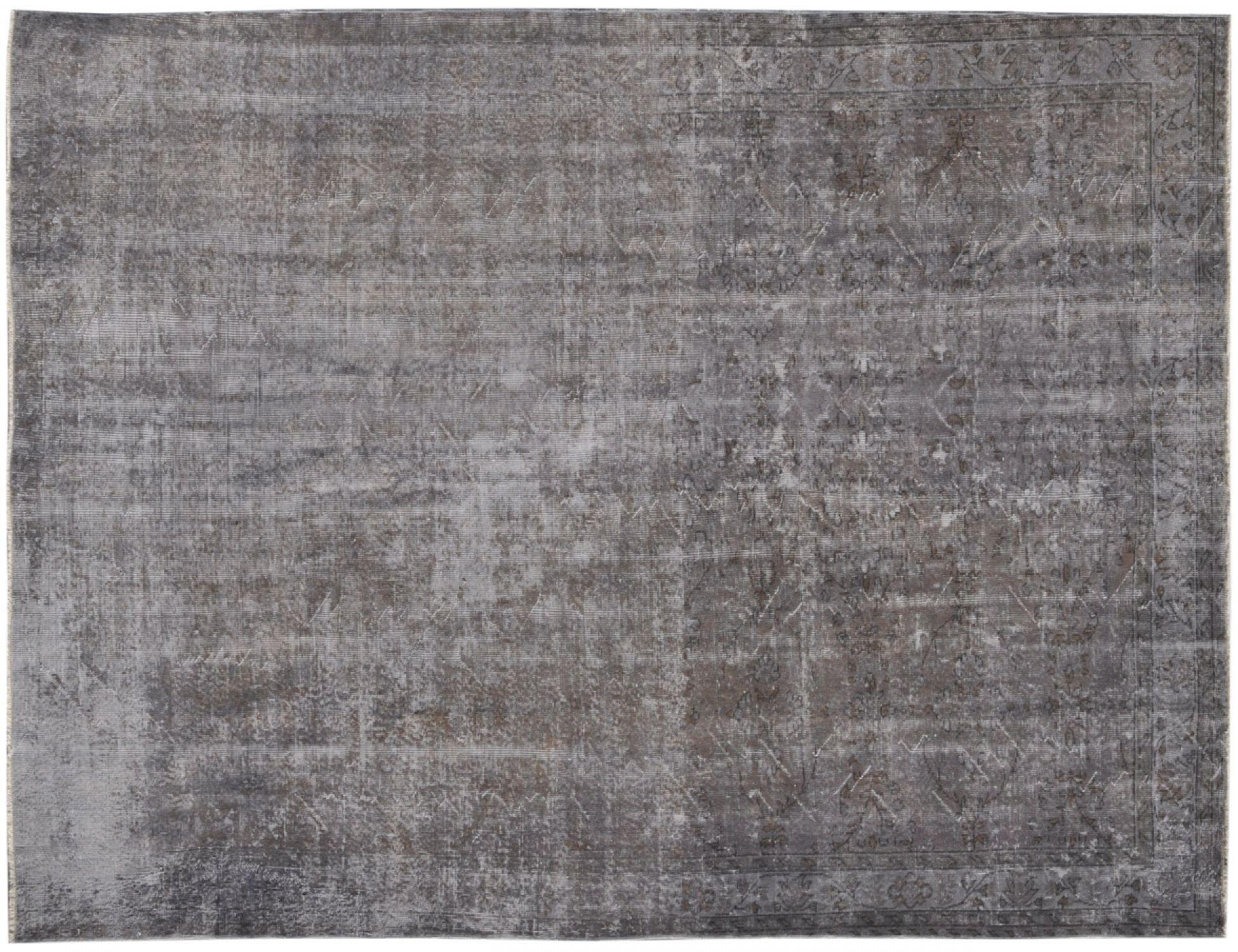 Vintage Matta  grå <br/>285 x 202 cm