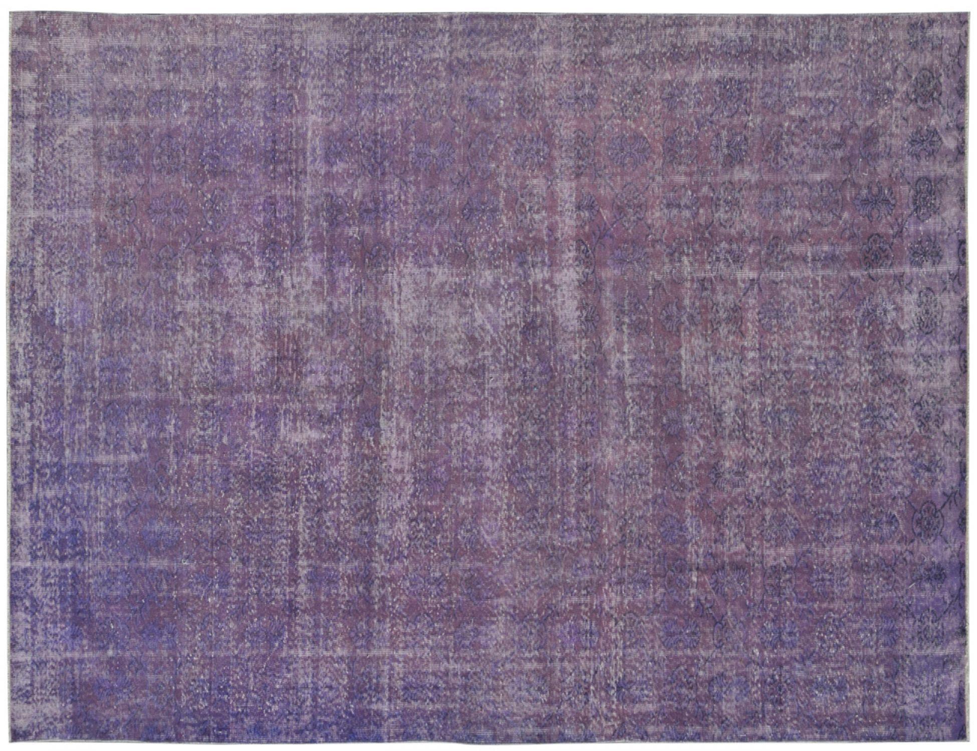 Vintage Tapis  violet <br/>335 x 212 cm