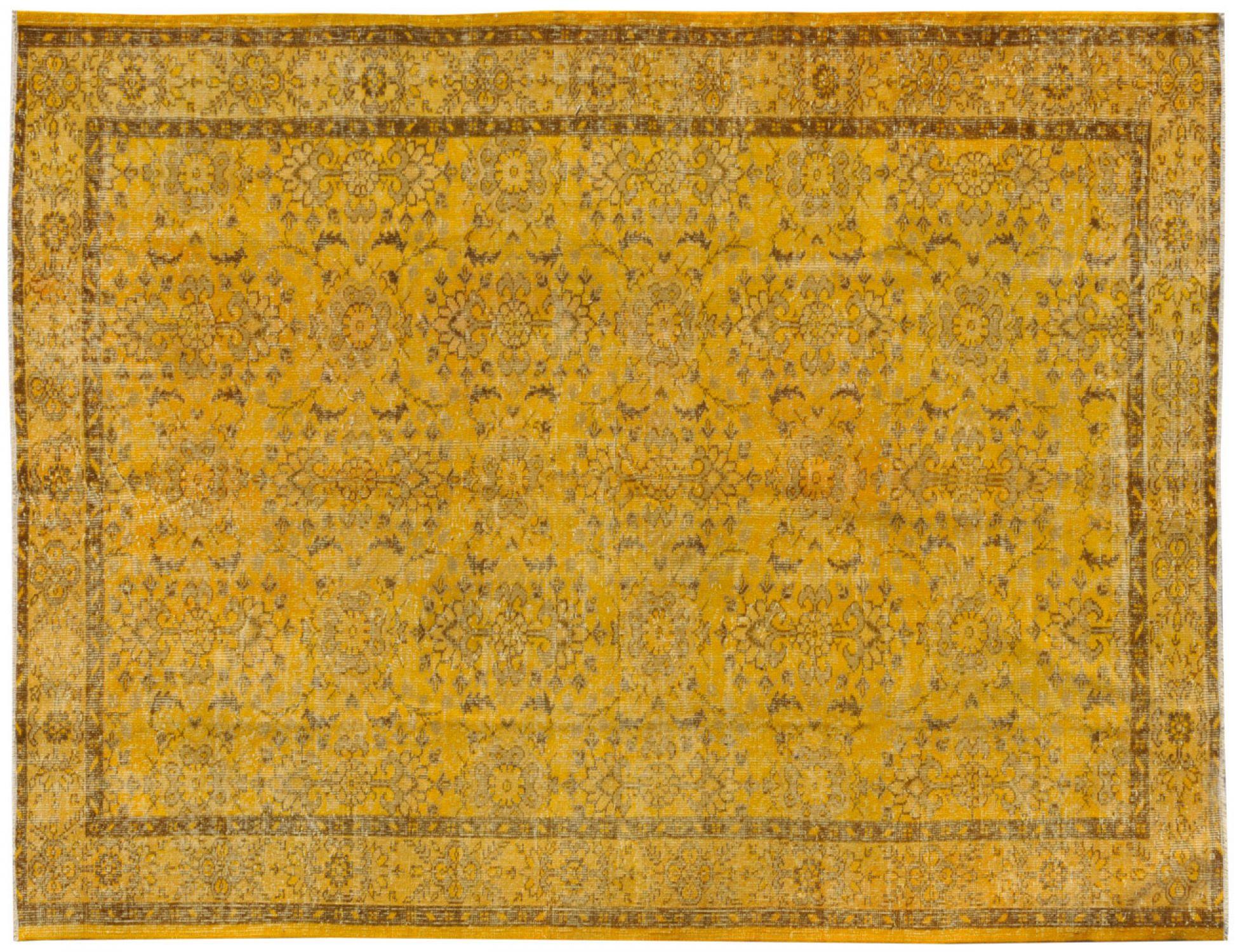Tappeto Vintage  giallo <br/>280 x 190 cm