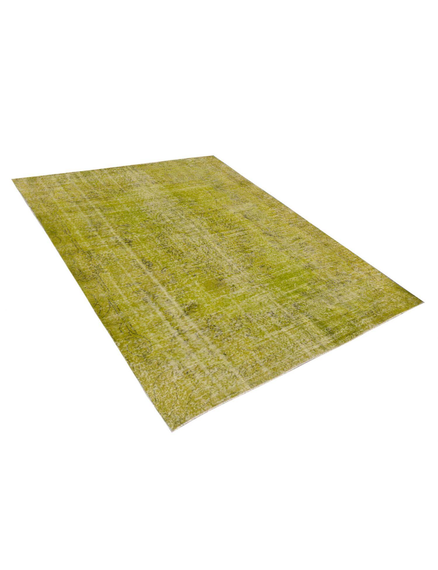 Tappeto Vintage  verde <br/>299 x 192 cm
