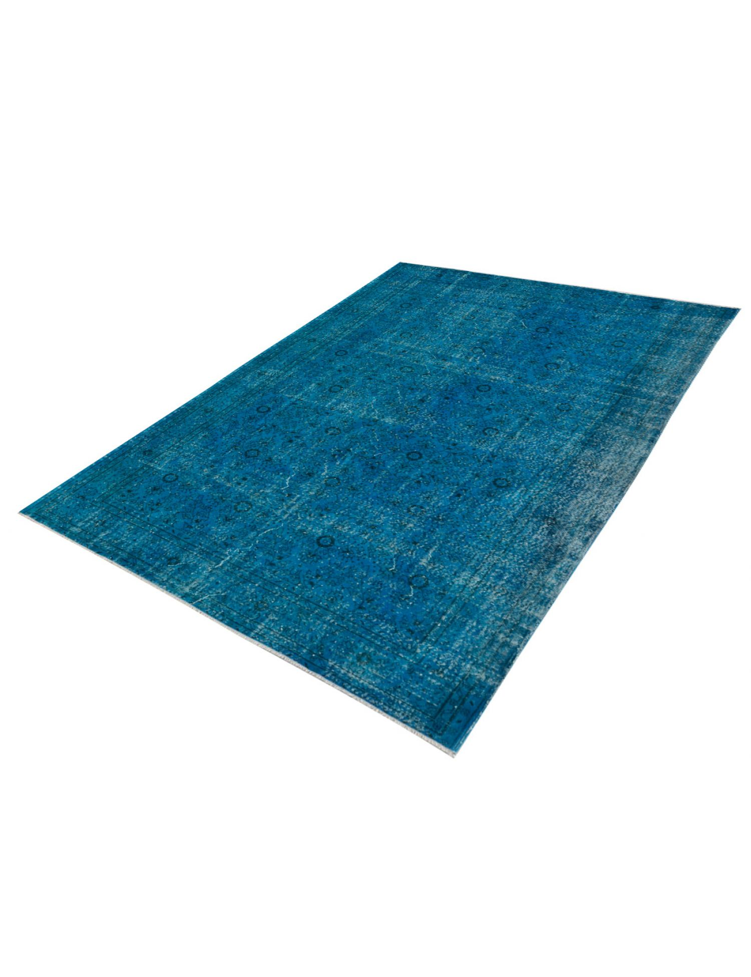 Tappeto Vintage  blu <br/>324 x 226 cm