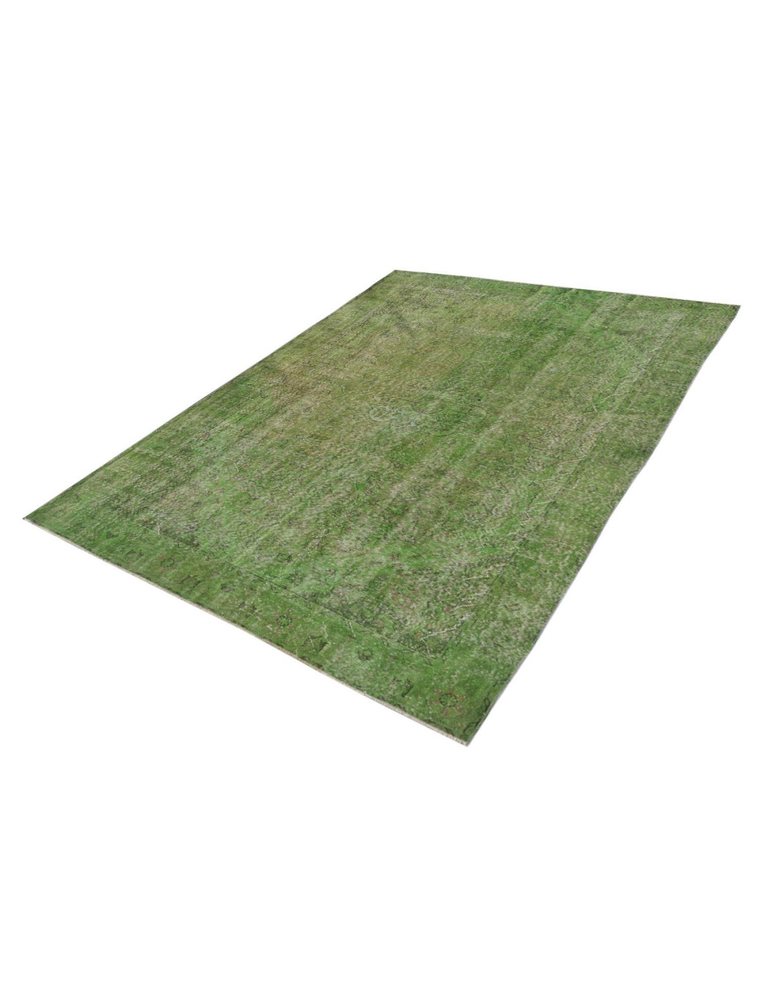 Tappeto Vintage  verde <br/>320 x 205 cm