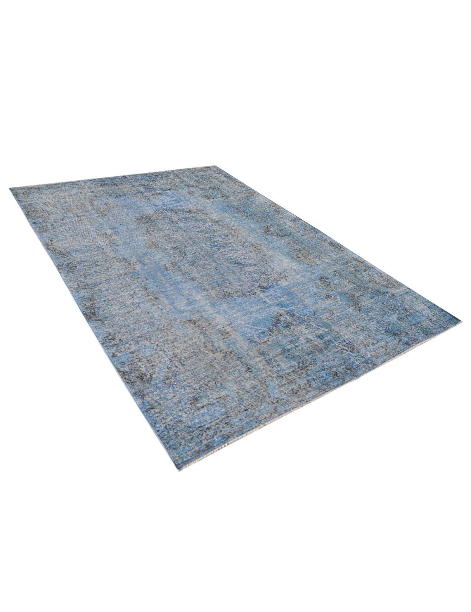 Vintage Teppich  blau <br/>305 x 186 cm