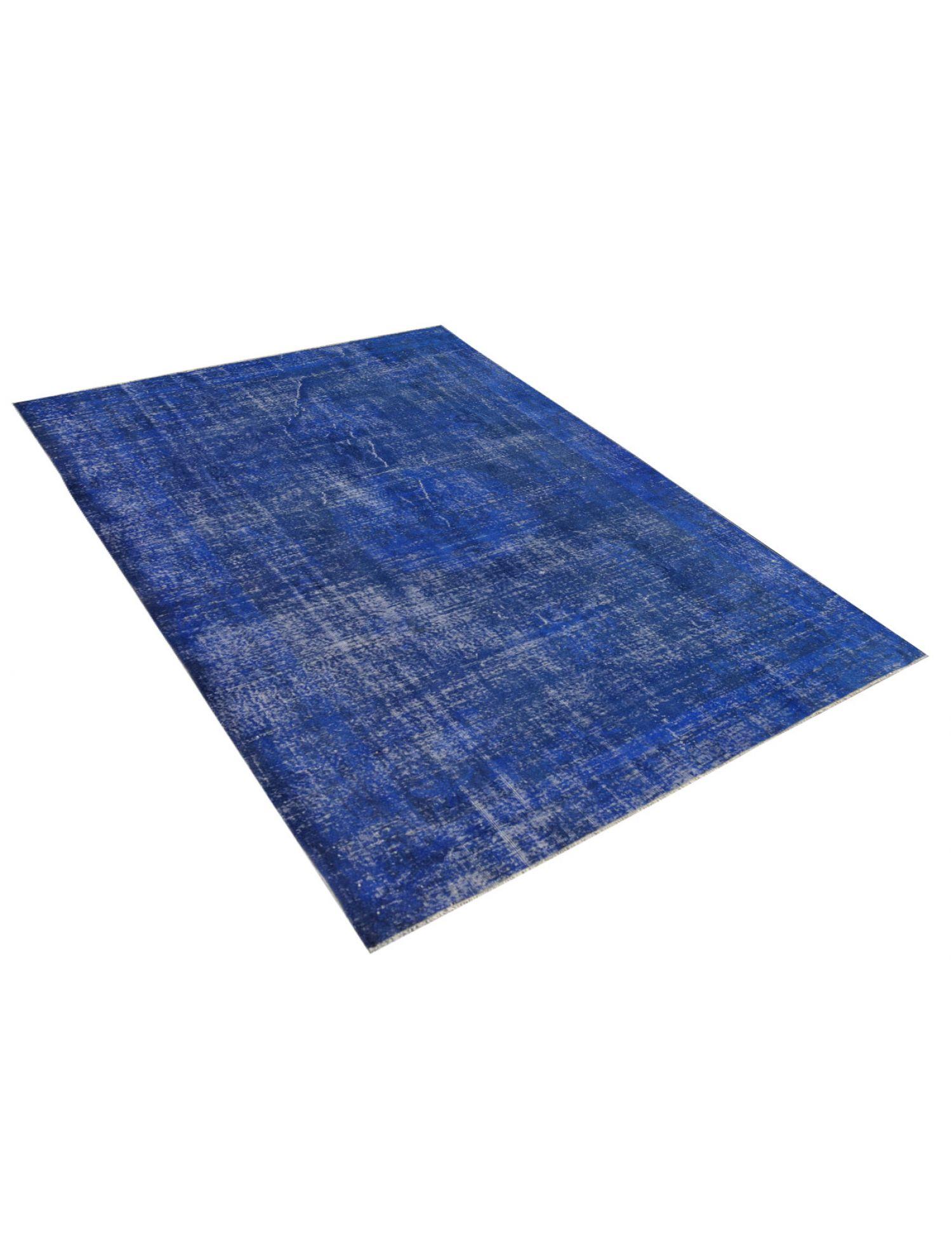 Tappeto Vintage  blu <br/>295 x 192 cm