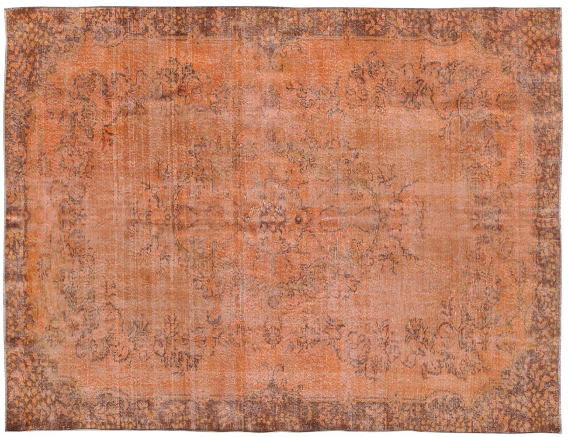 Tappeto Vintage  arancio <br/>315 x 200 cm