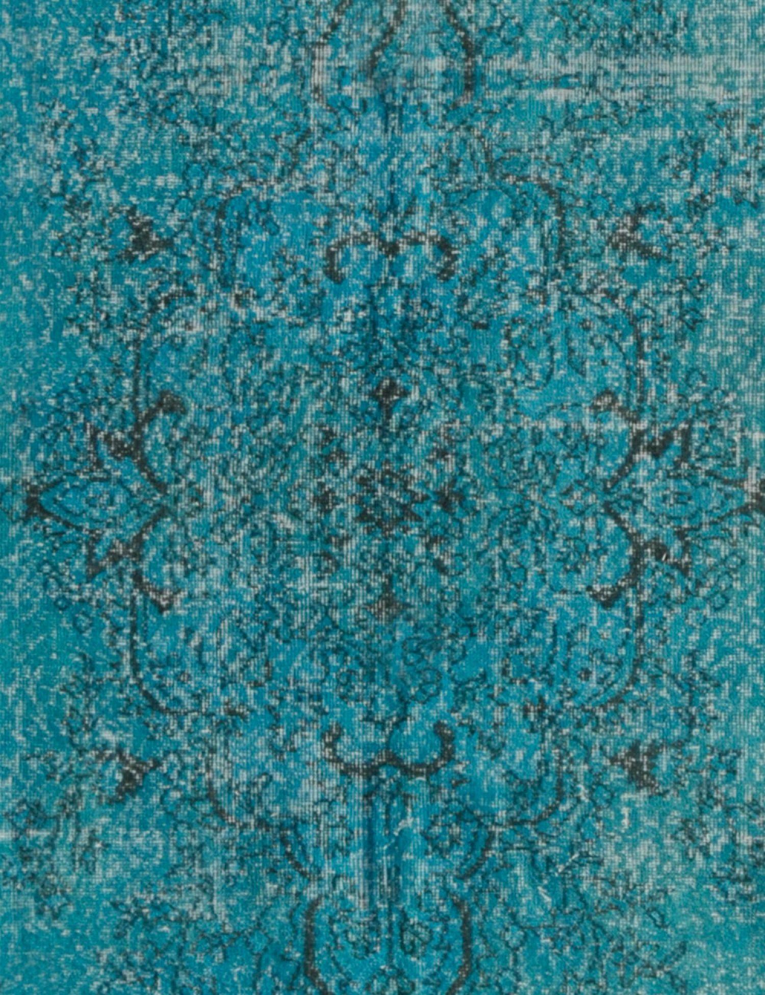 Tappeto Vintage  blu <br/>318 x 184 cm
