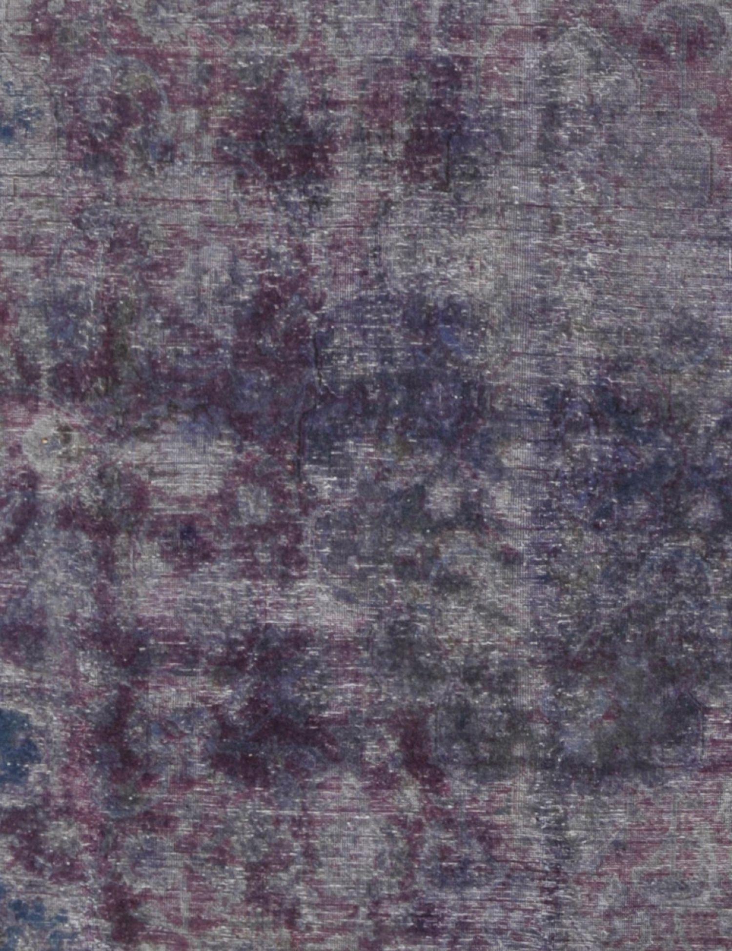 Tappeto Vintage  viola <br/>347 x 258 cm
