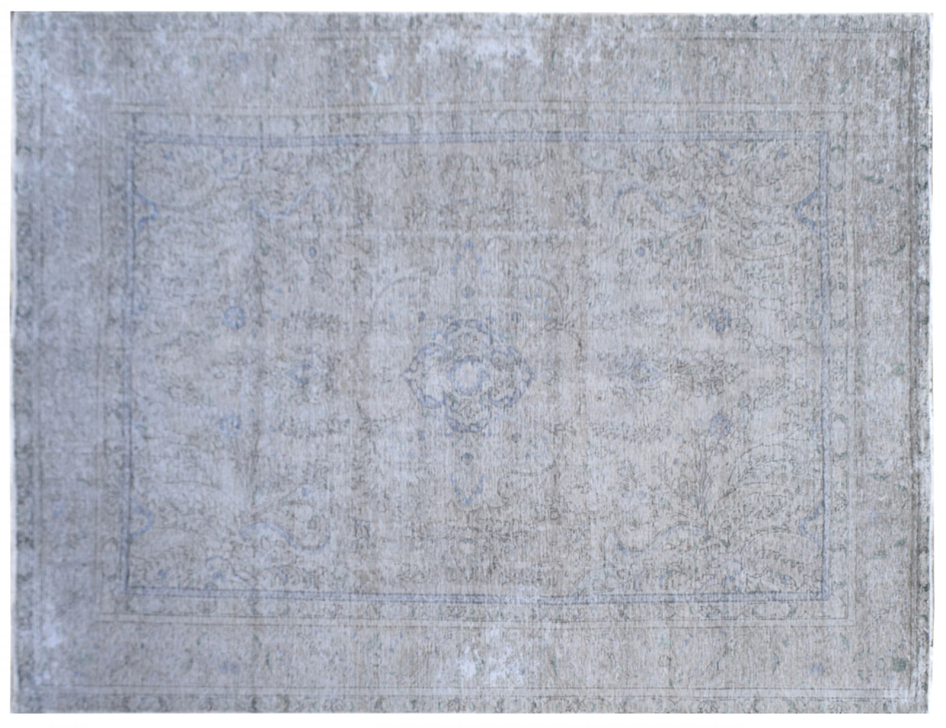 Tappeto Vintage  grigio <br/>297 x 198 cm