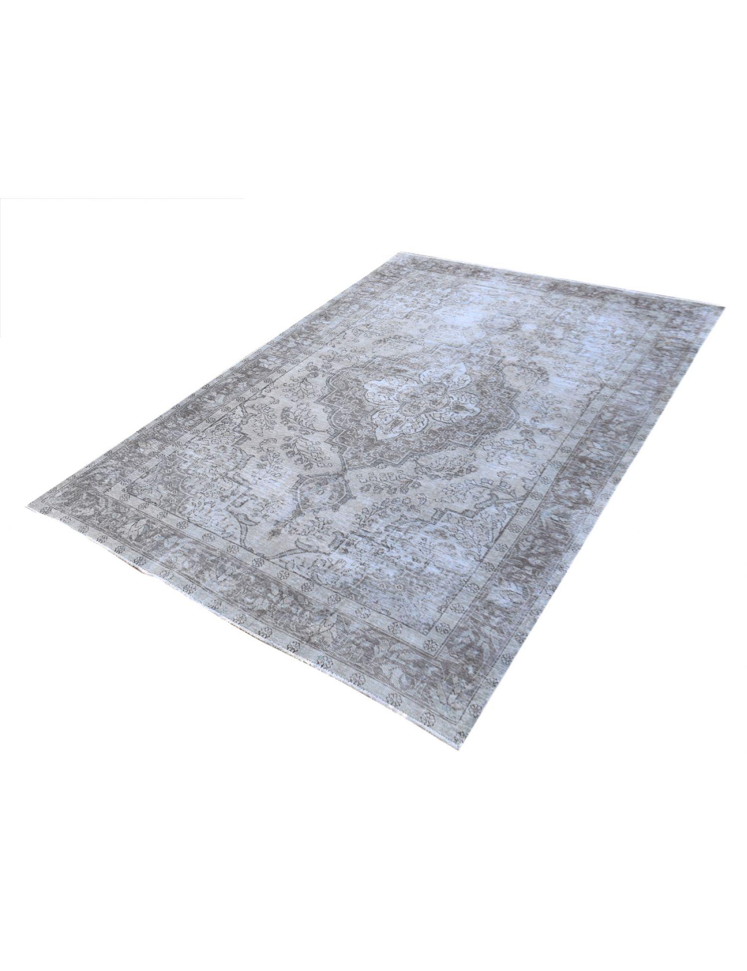 Tappeto Vintage  grigio <br/>275 x 189 cm
