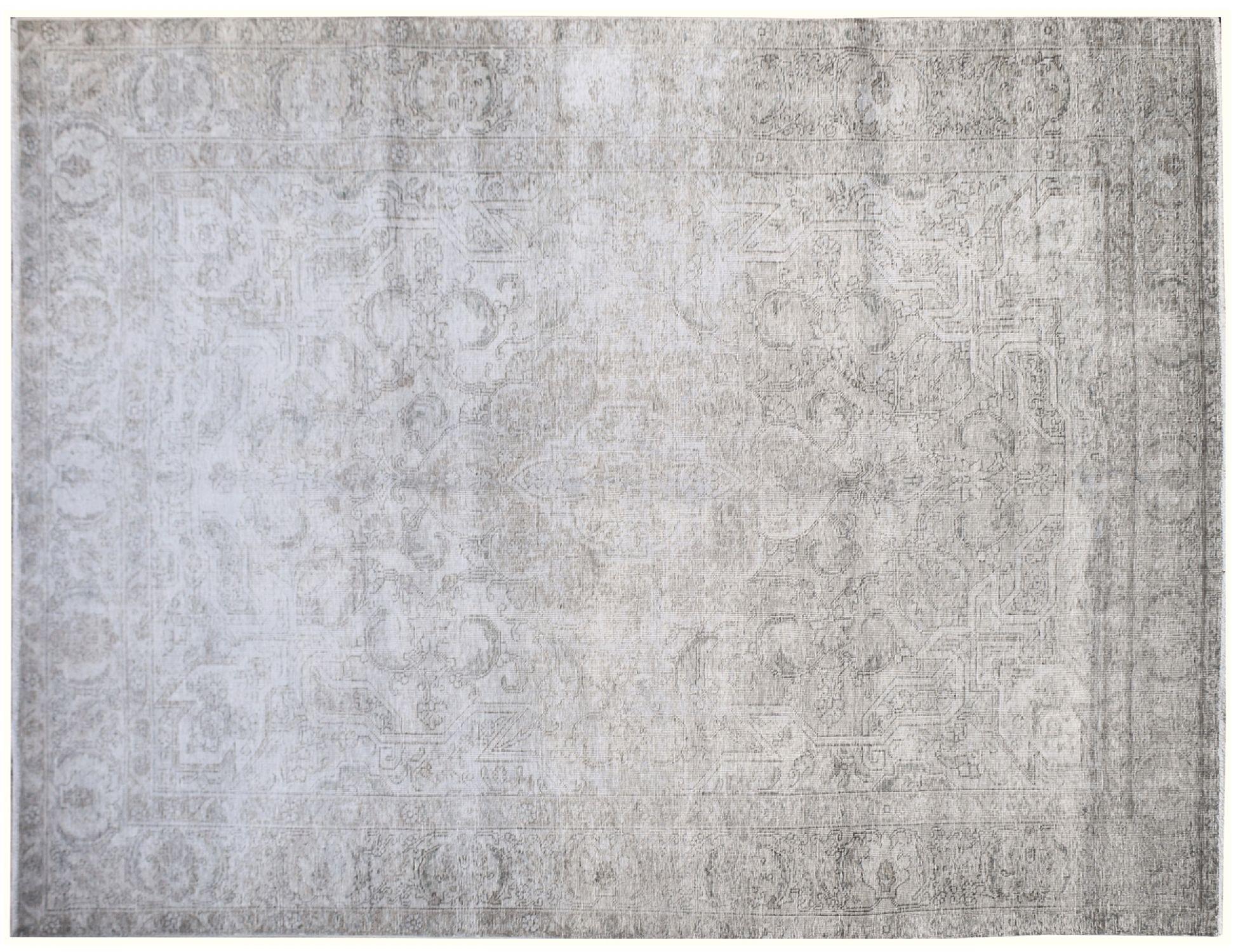 Tappeto Vintage  grigio <br/>287 x 194 cm