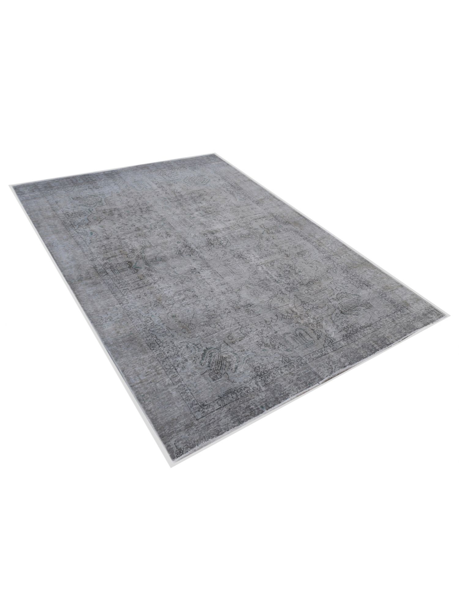 Tappeto Vintage  grigio <br/>276 x 185 cm
