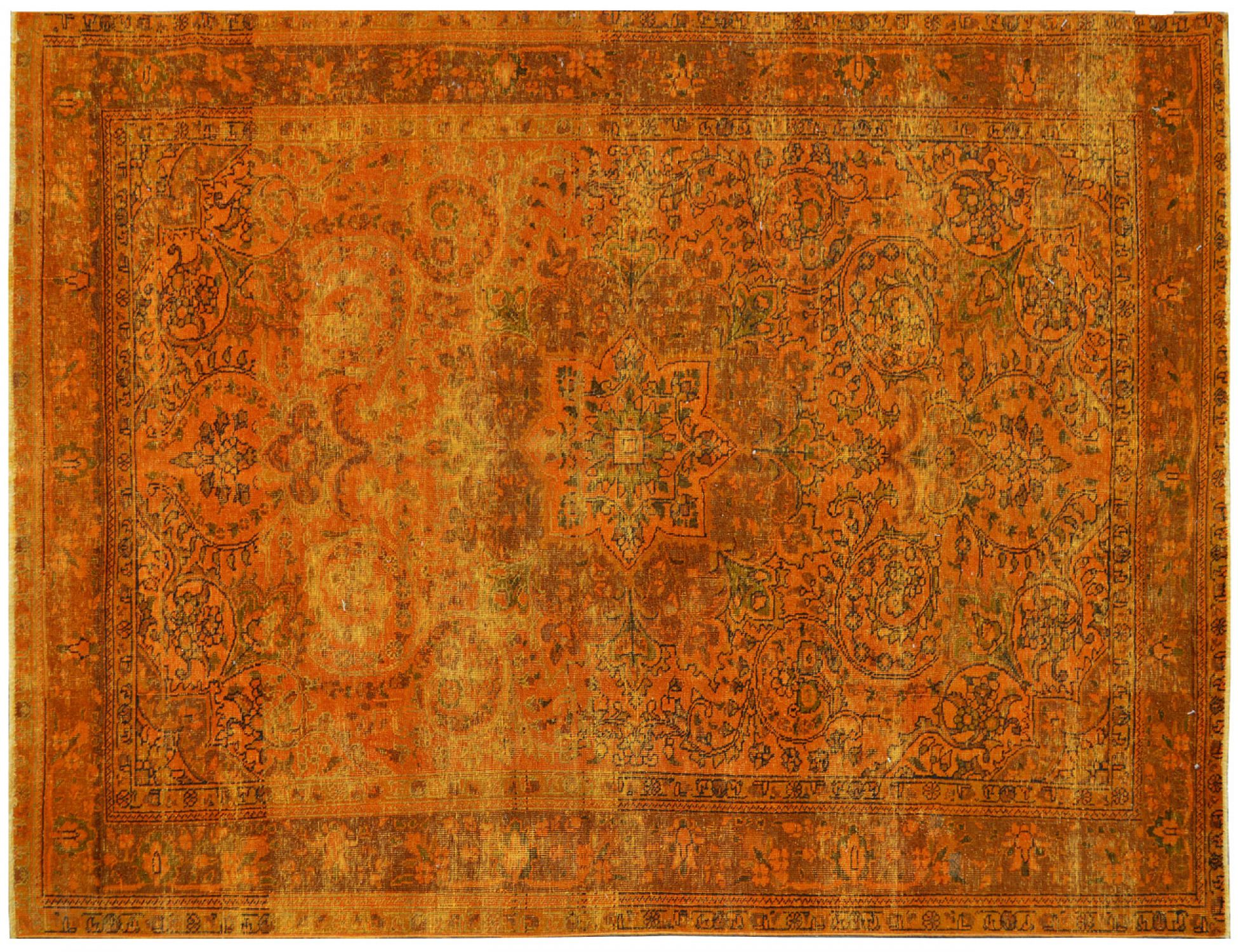 Vintage Carpet  oranssi <br/>295 x 192 cm