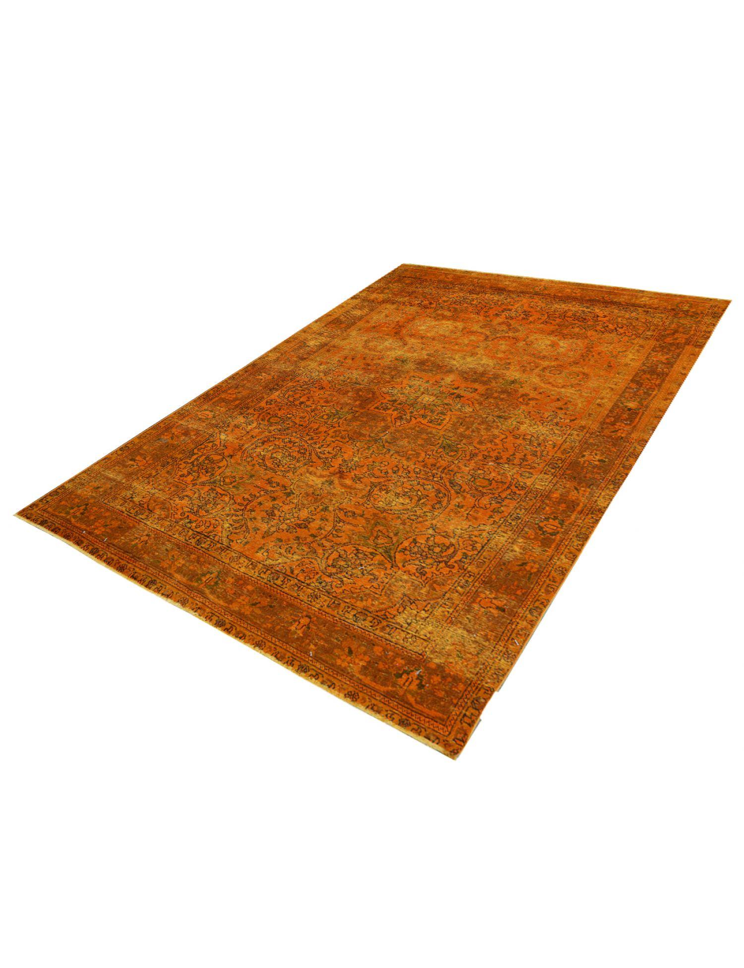 Vintage Teppich  orange <br/>295 x 192 cm