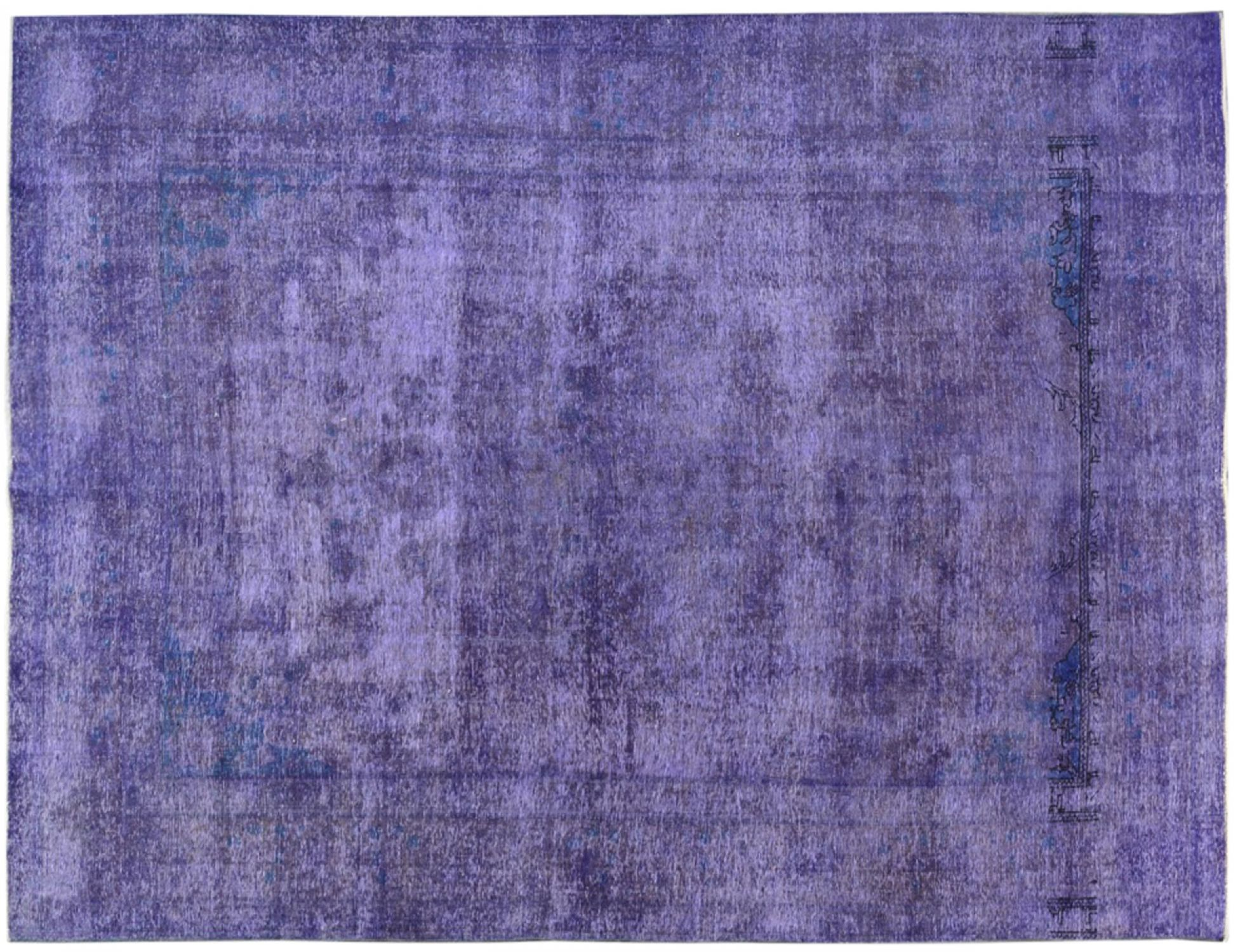 Vintage Teppich  lila <br/>365 x 244 cm