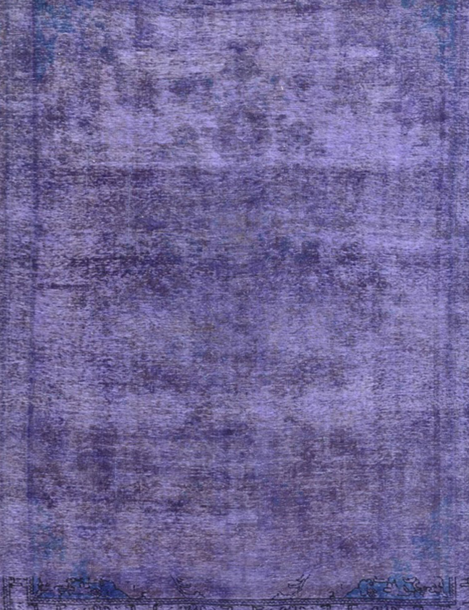 Vintage Carpet  purple <br/>365 x 244 cm