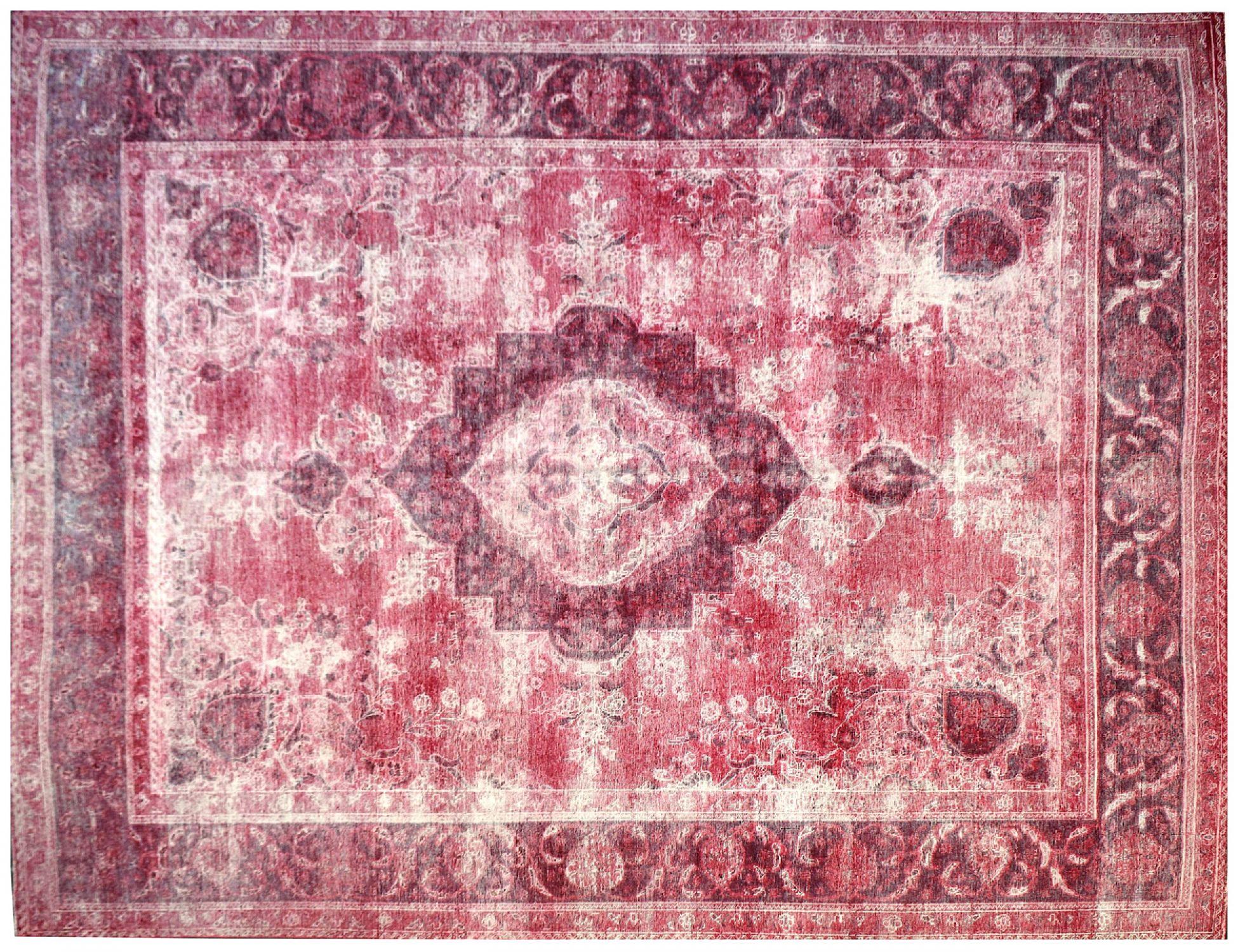 Tappeto Vintage  rosso <br/>370 x 287 cm
