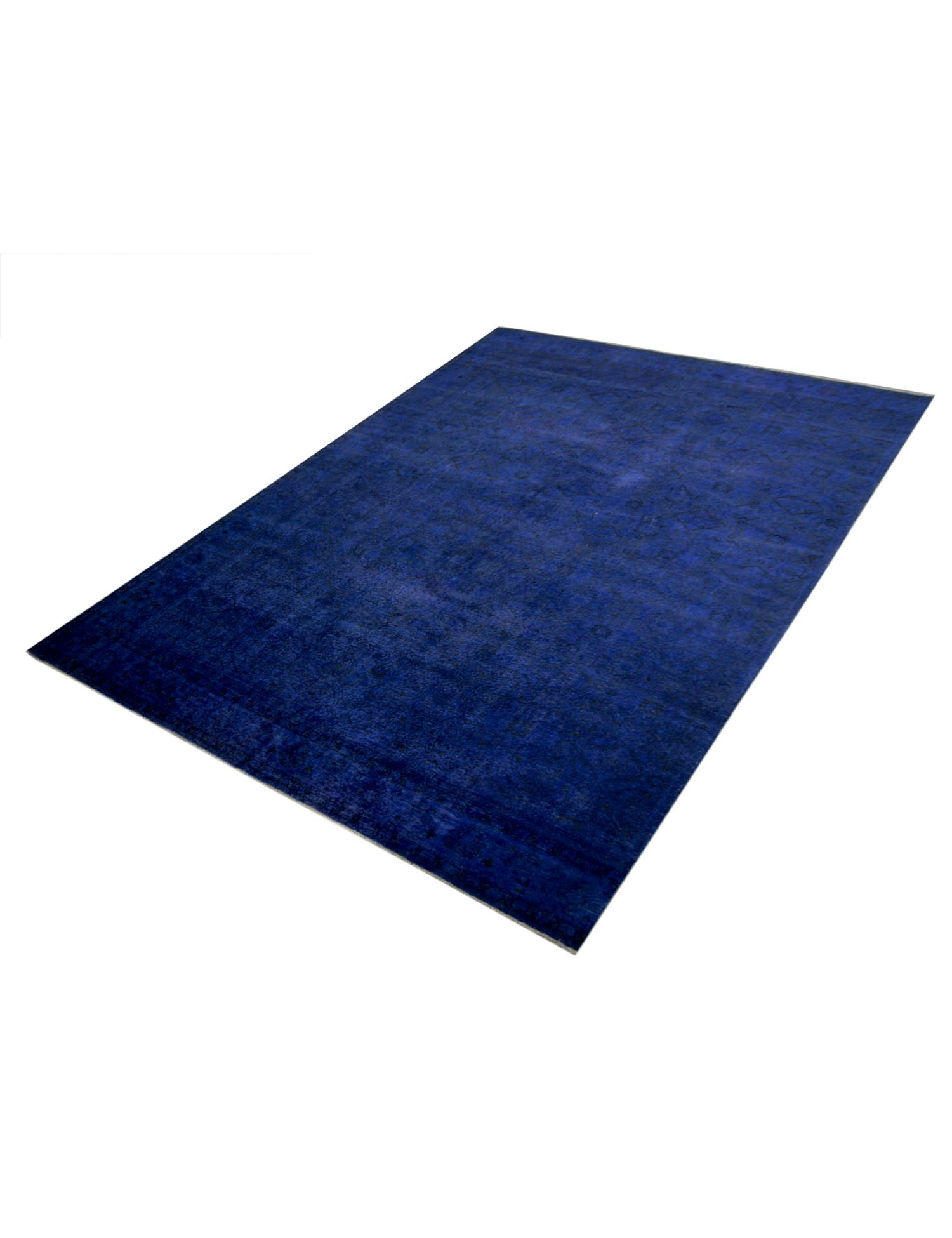 Tappeto Vintage  blu <br/>373 x 250 cm