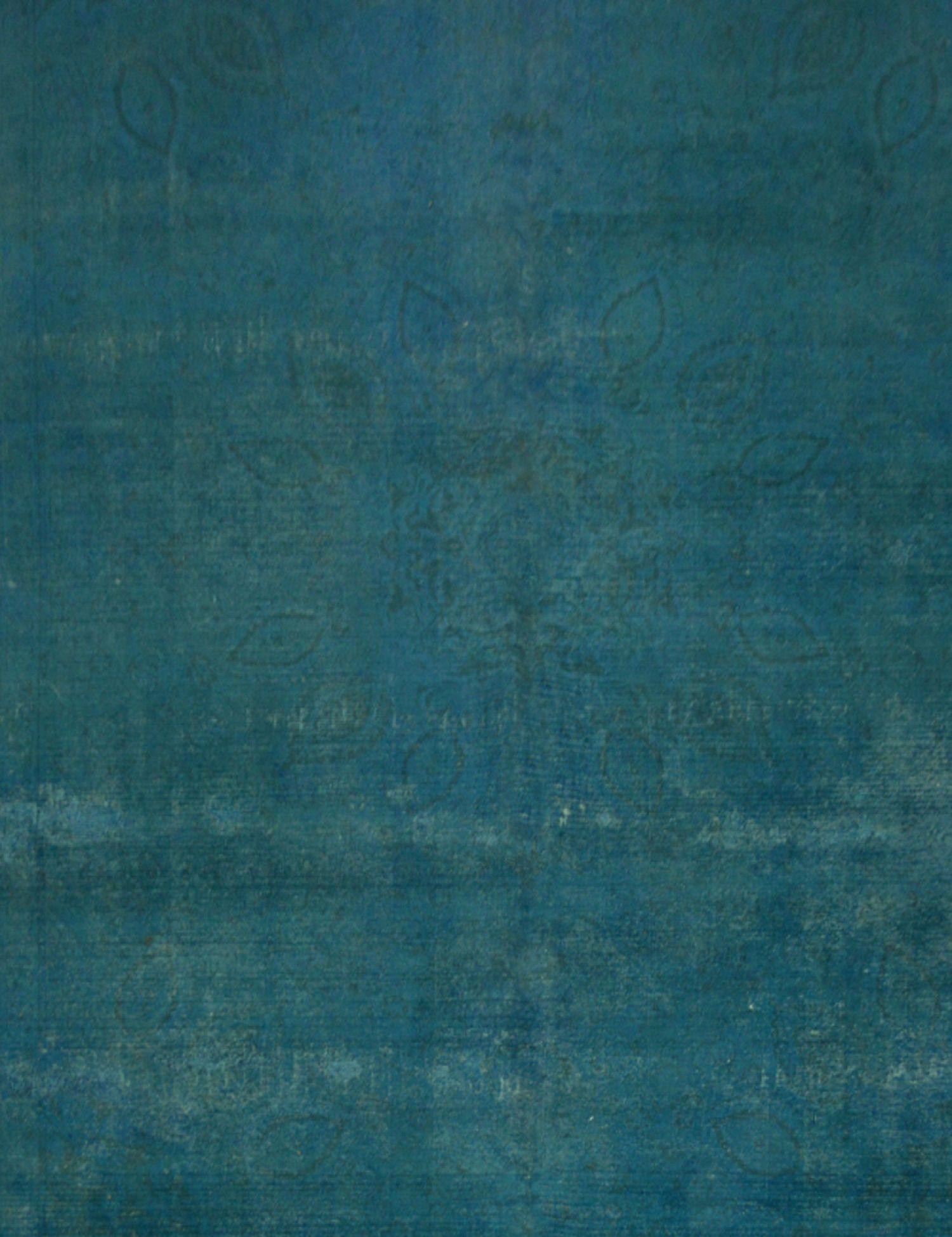 Tappeto Vintage  turchese <br/>387 x 293 cm