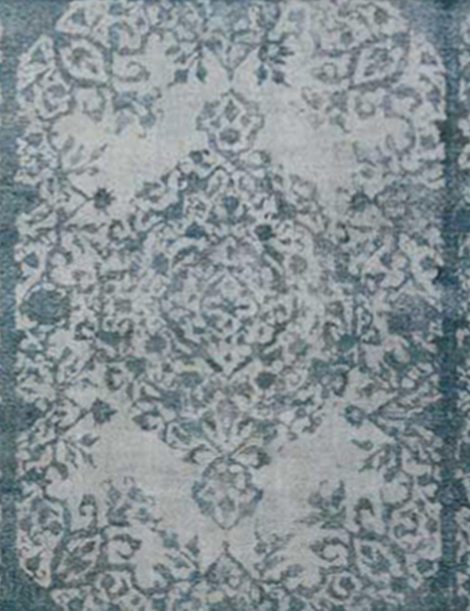 Tappeto Vintage  blu <br/>325 x 230 cm