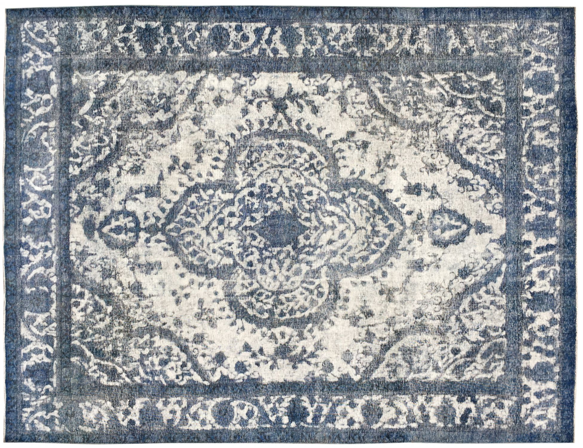 Vintage Carpet  sininen <br/>377 x 297 cm