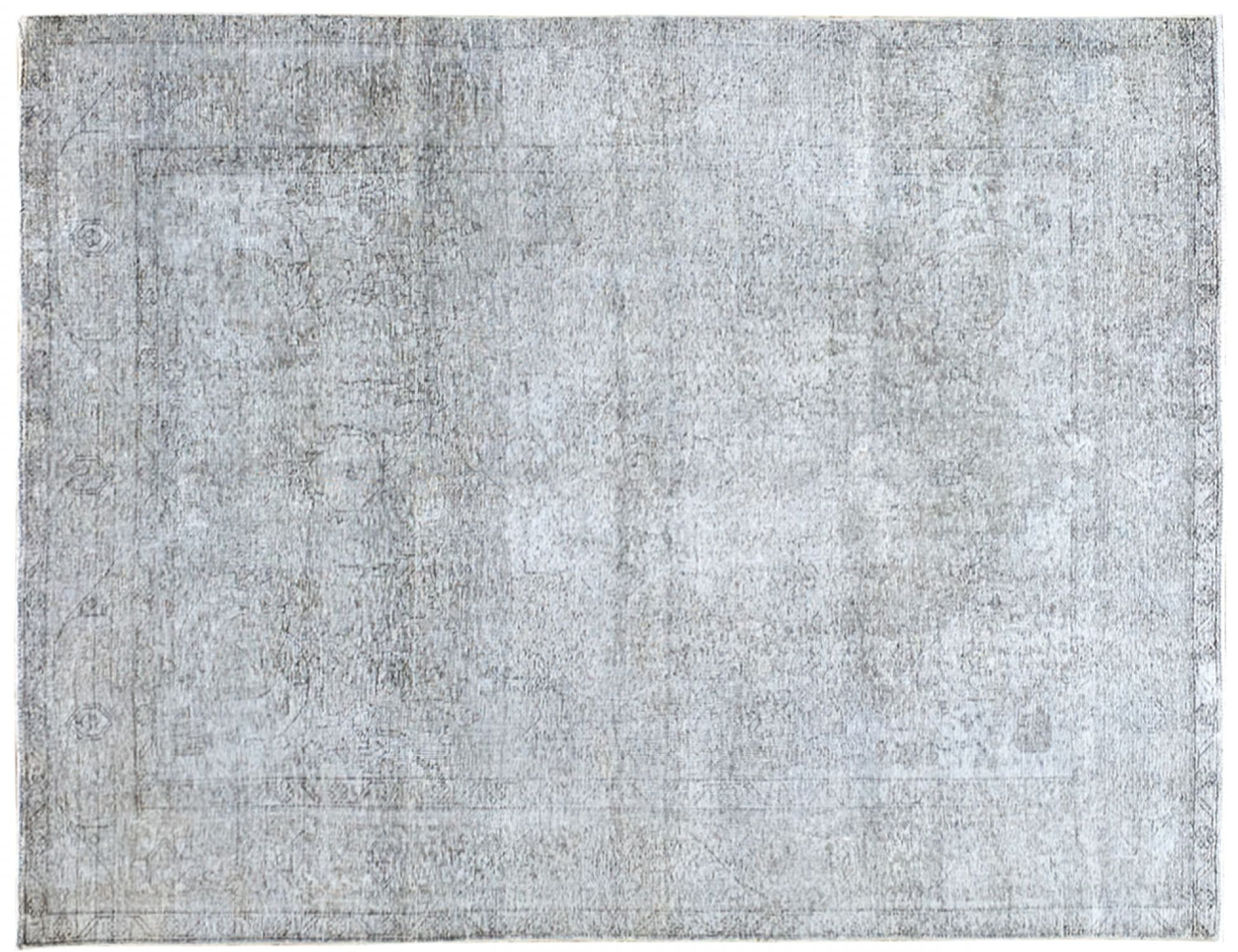 Tappeto Vintage  grigio <br/>279 x 197 cm